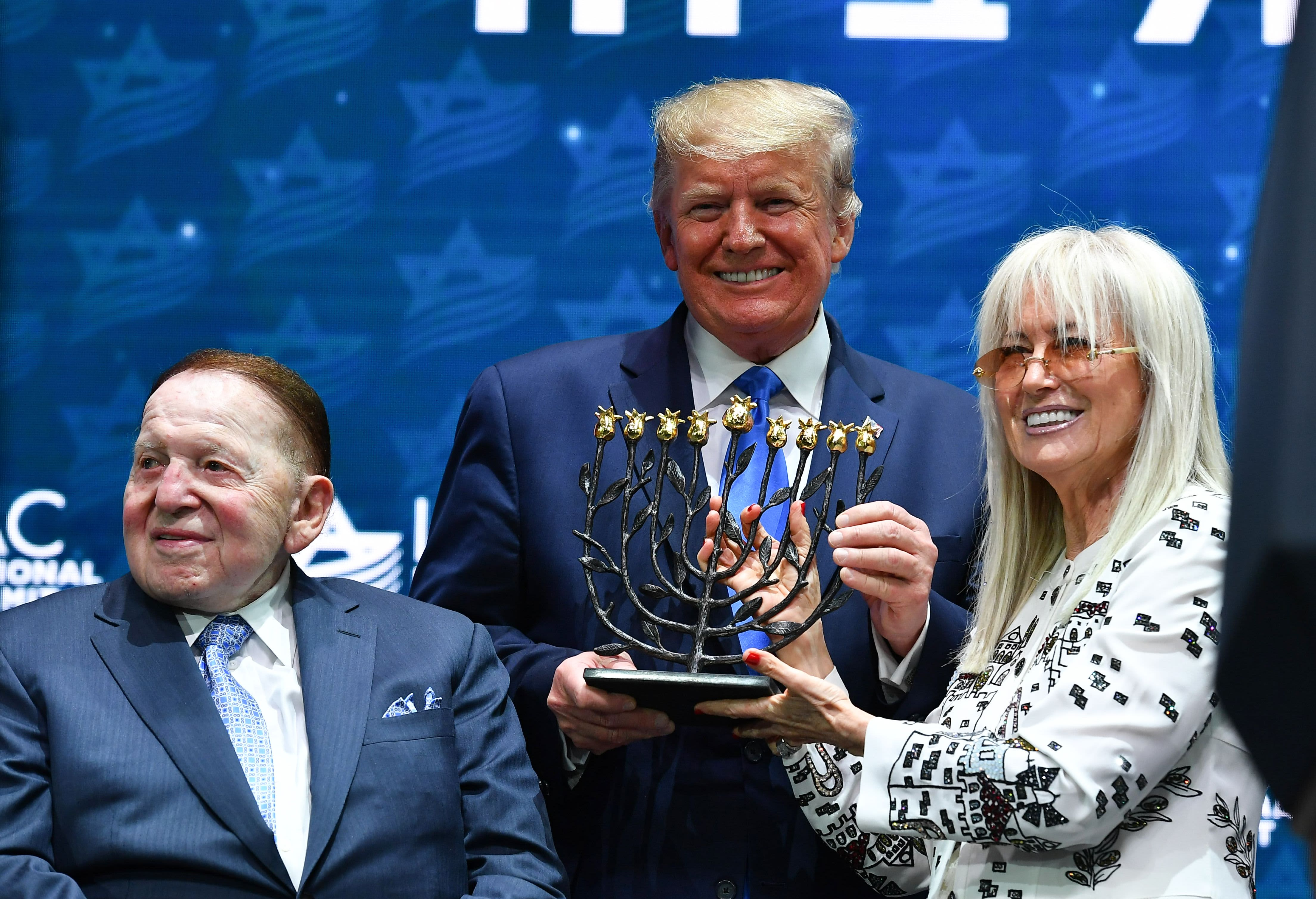 Sheldon and Miriam Adelson top list of billionaire political contributors