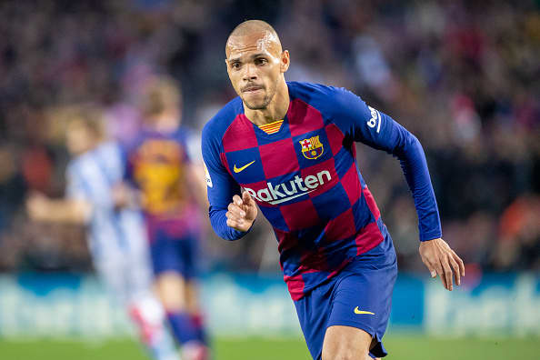 FC Barcelona star Braithwaite, business partner want to create 100,000 Black millionaires