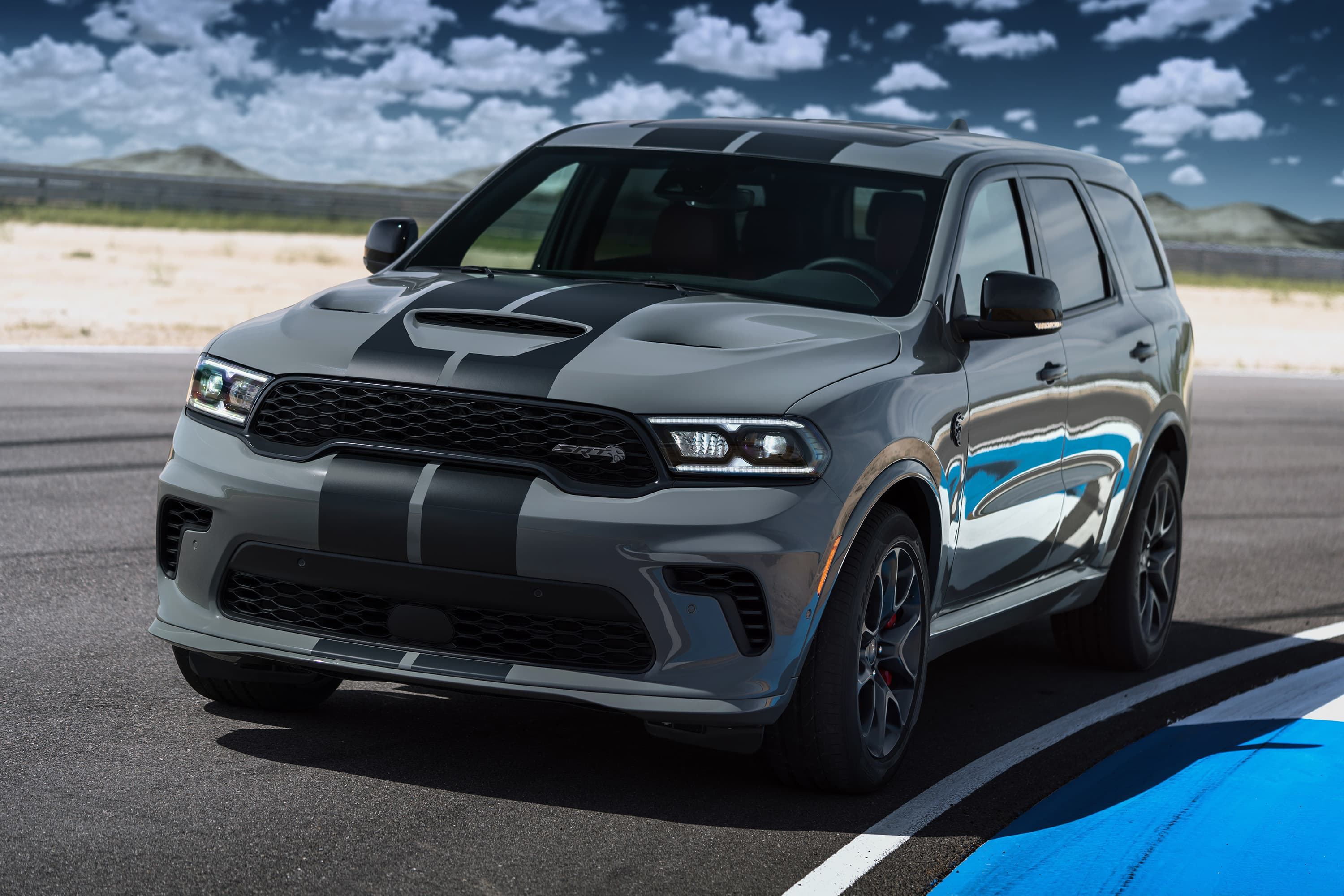 Dodge Unveils Durango Hellcat As Most Powerful Suv Ever