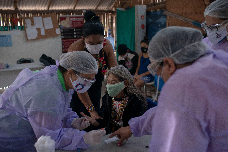 cnbc.com - Megan Graham - World Health Organization reports new coronavirus cases reach all-time high
