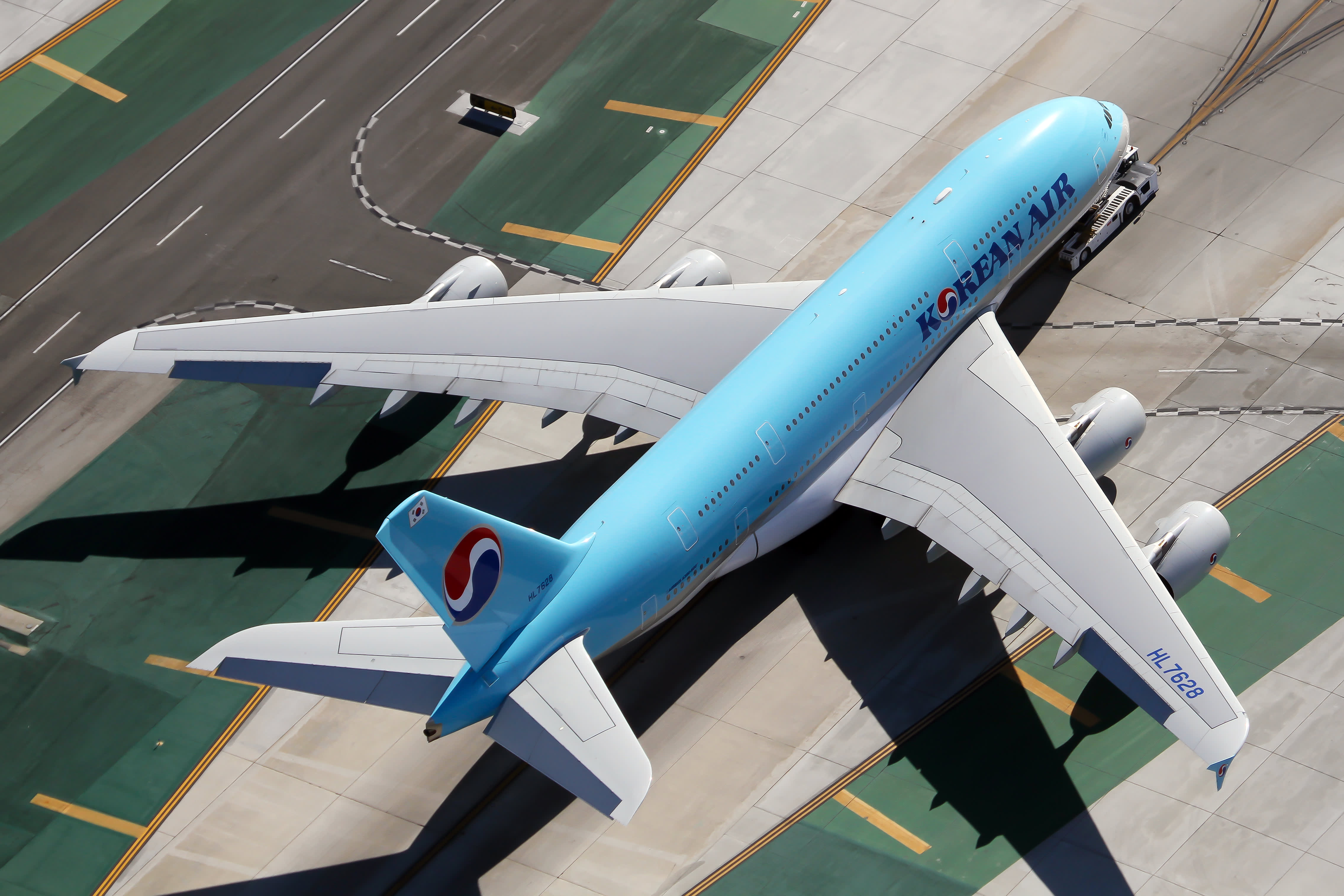 Among companies getting millions in PPP loans: Korean Air