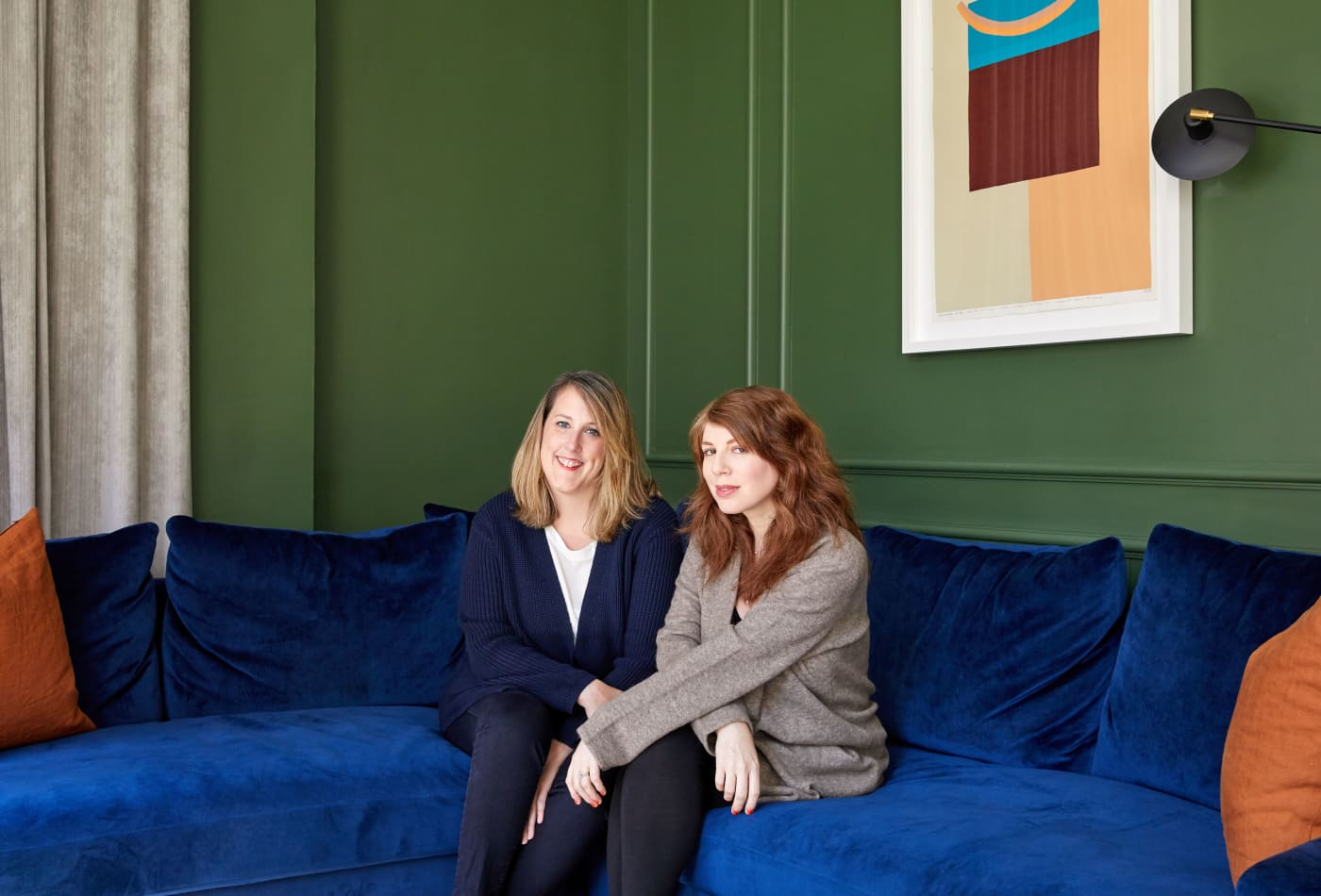 How the founders of Chief, a private network for C-suite women, are expanding amid the pandemic