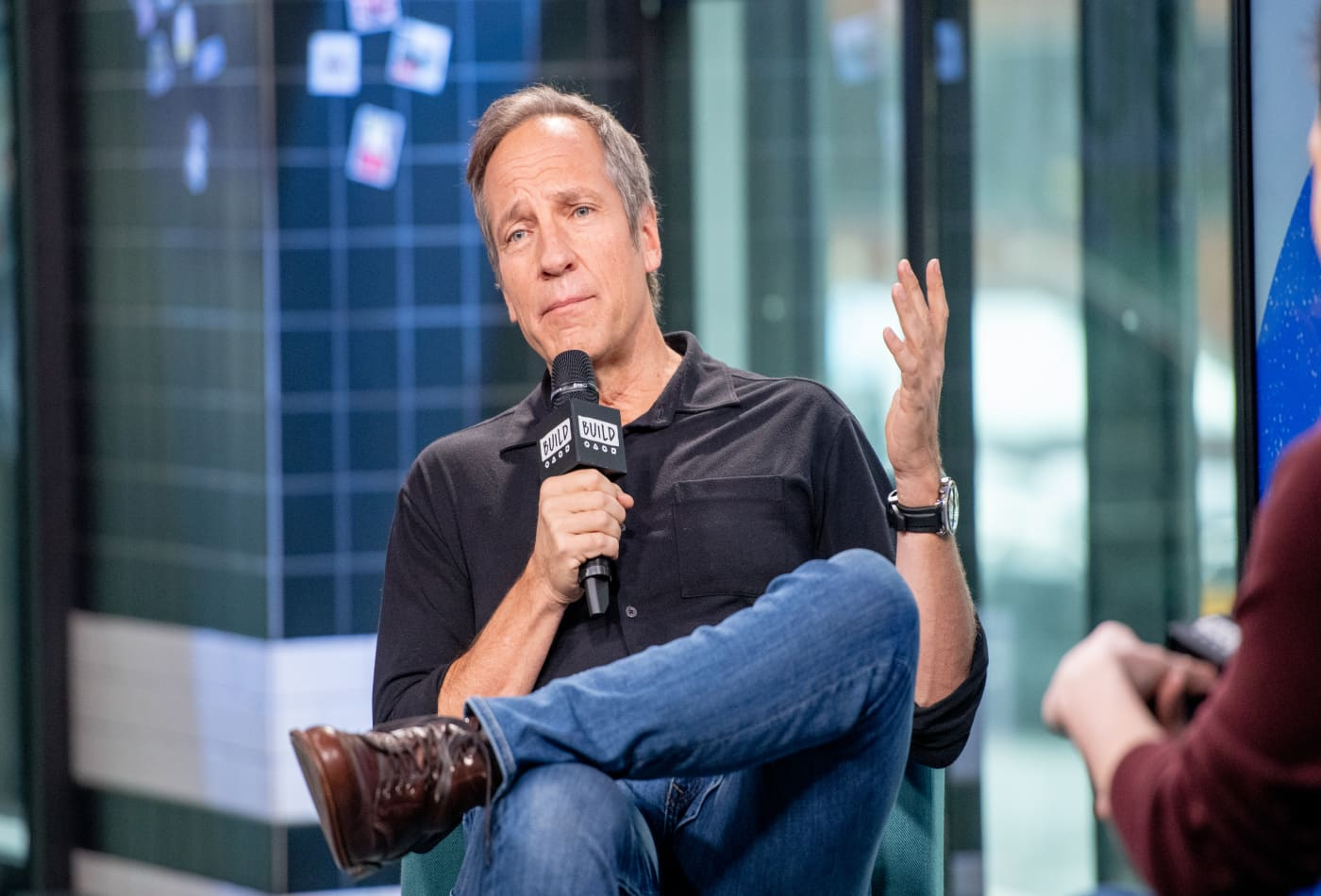 Here's why Mike Rowe thinks pursuing your passion may not lead to happiness