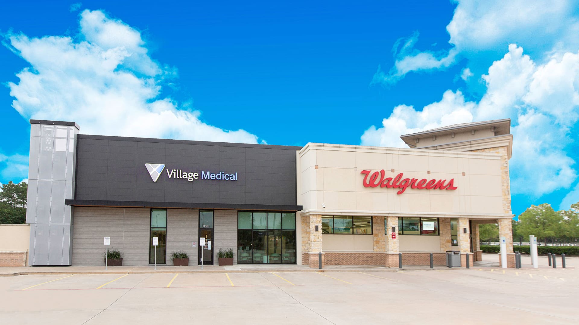 Walgreens and VillageMD