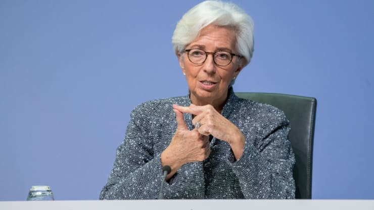 ECB's Christine Lagarde to 'explore every avenue available' to tackle climate change