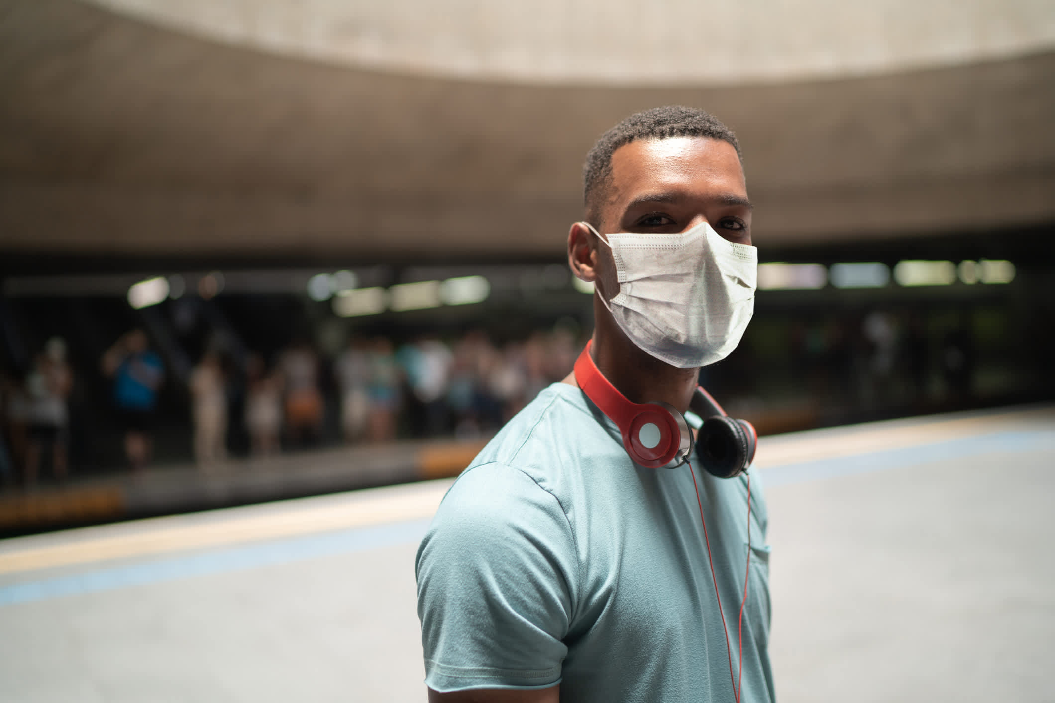 If everyone wears a mask, 58% of Covid-19 deaths could be prevented by fall, study says - CNBC