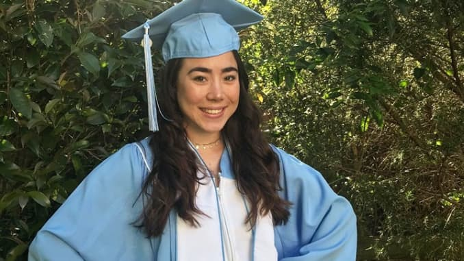 Madison Burns graduated from the University of North Carolina at Chapel Hill, Class of 2020, with a degree in statistics and political science.