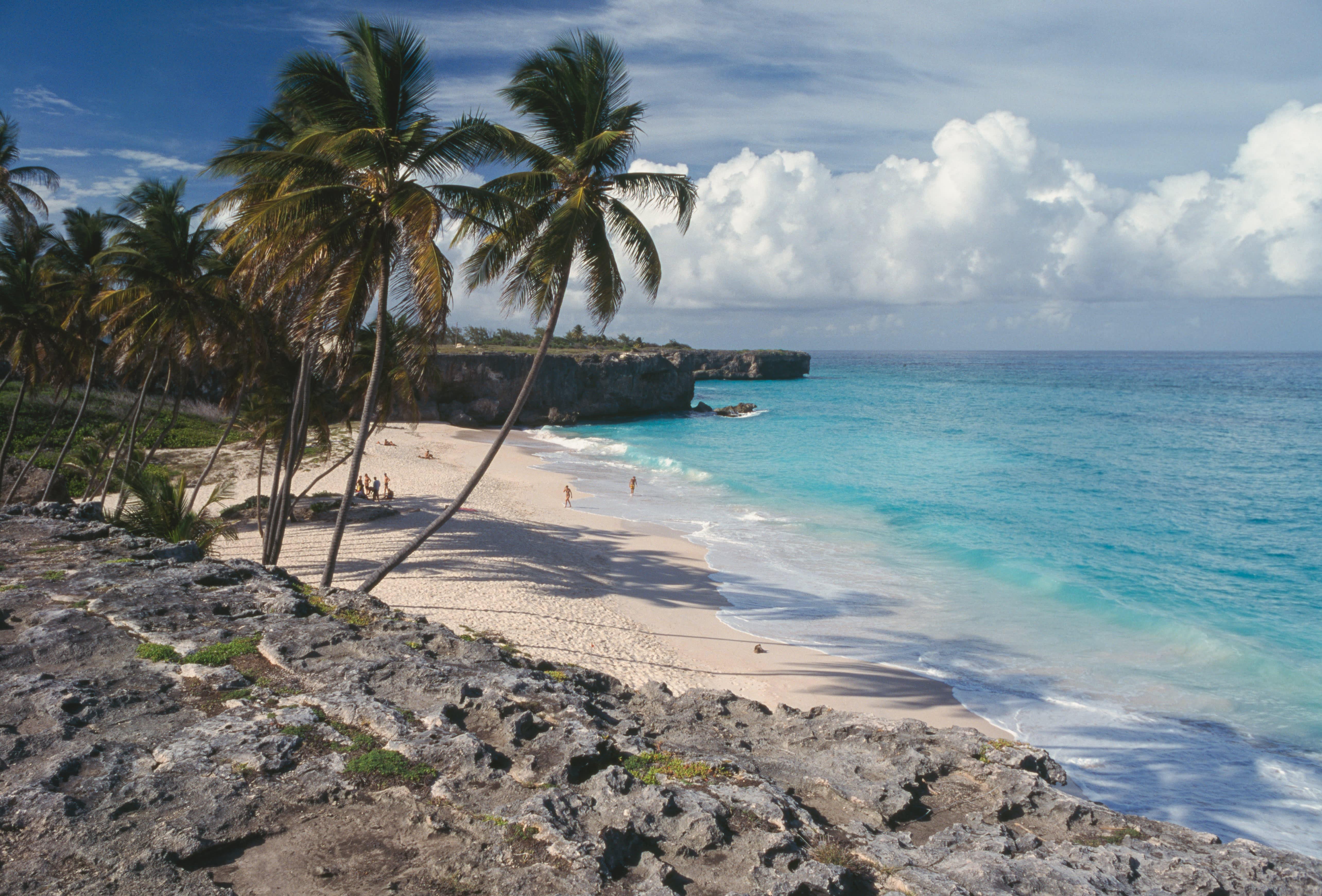 Le Barbados stanno pianificando di far rimanere e lavorare in remoto per un anno
