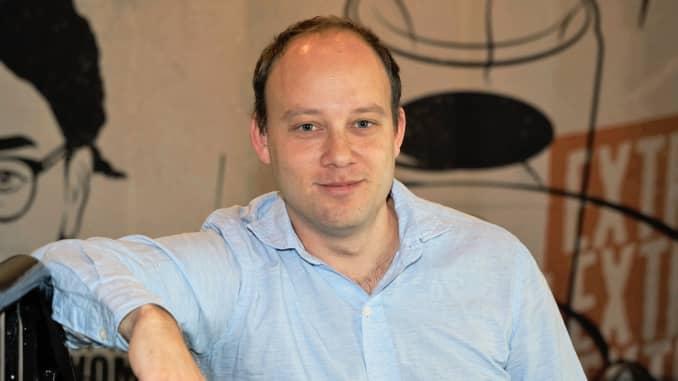 ChartHop CEO Ian White