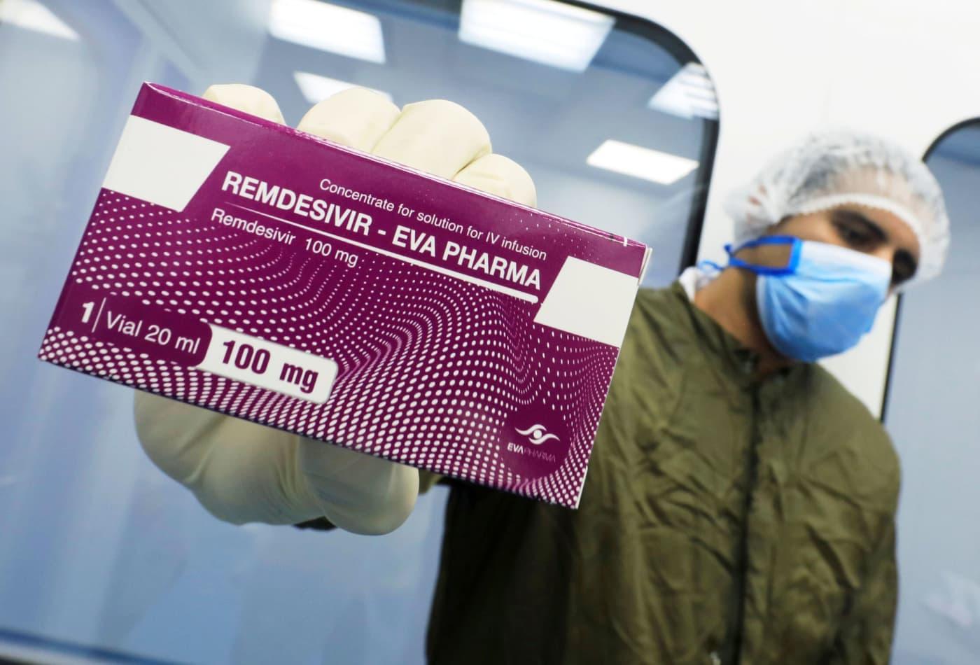 WHO tells doctors not to use Gilead's remdesivir as a coronavirus treatment, splitting with FDA