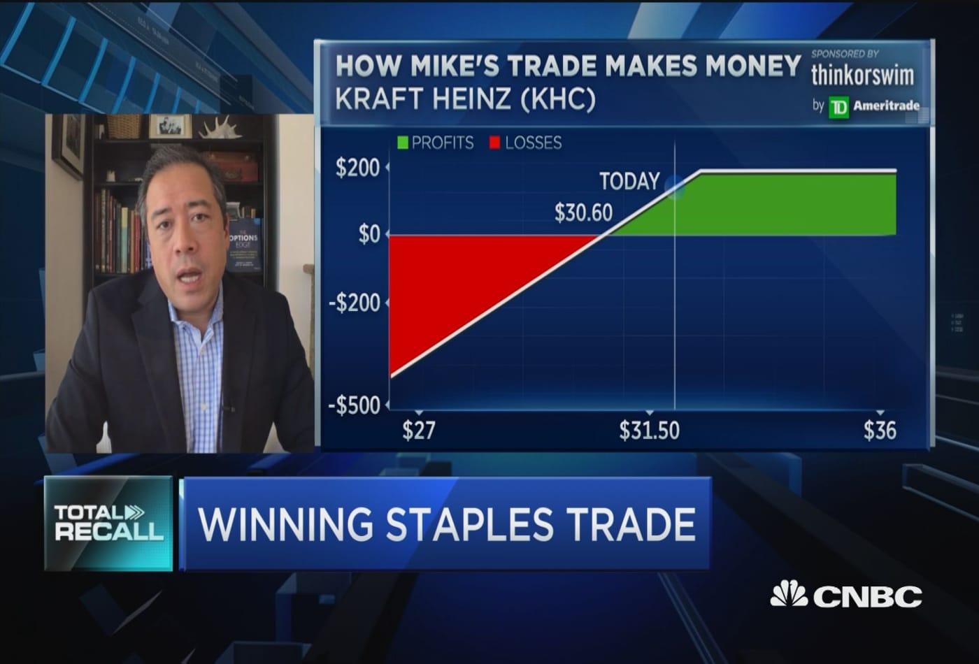 A winning Staples trade
