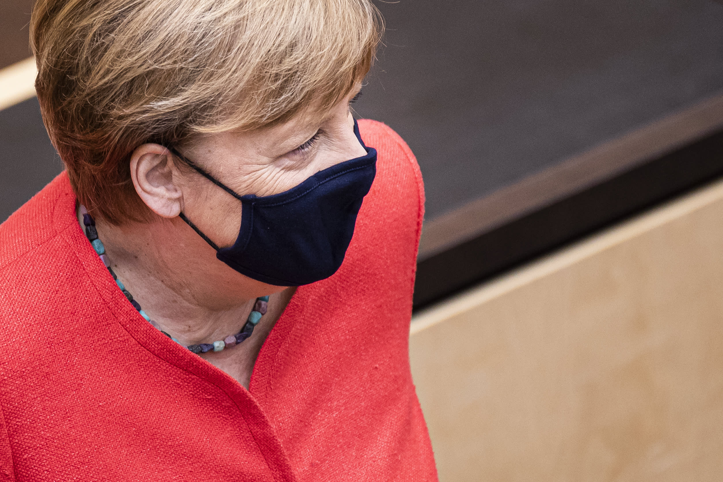 Op-ed: Merkel faces a historic test of leadership that will shape Europe's future after coronavirus - CNBC