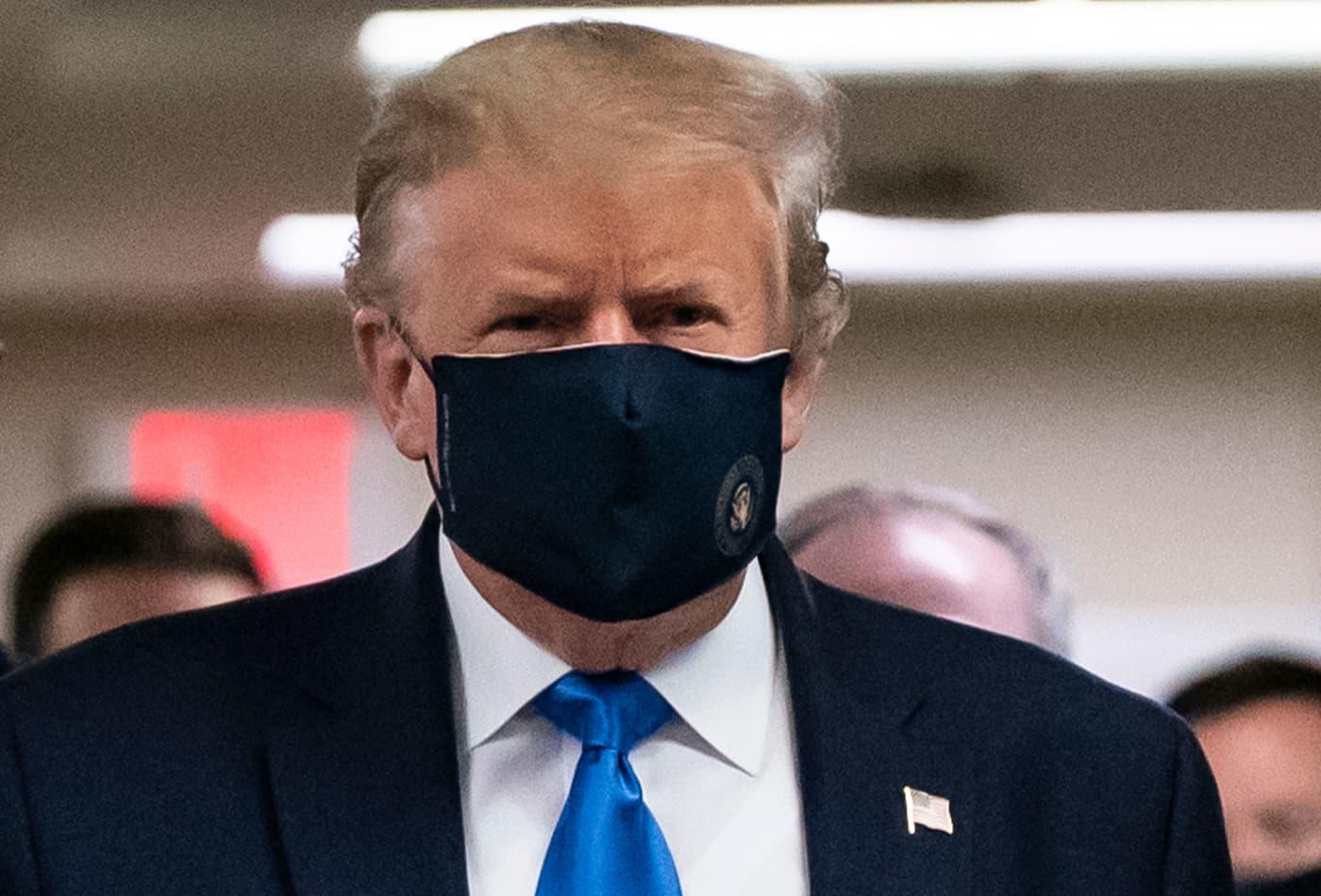 TrumpVirus 2020 - cover