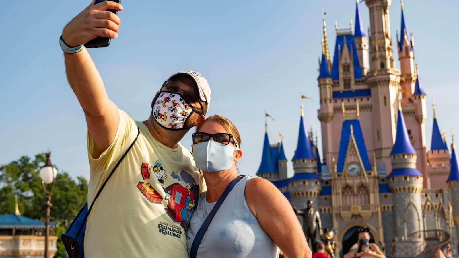 Disney To Lay Off 28 000 Employees As Coronavirus Slams Theme Park Business