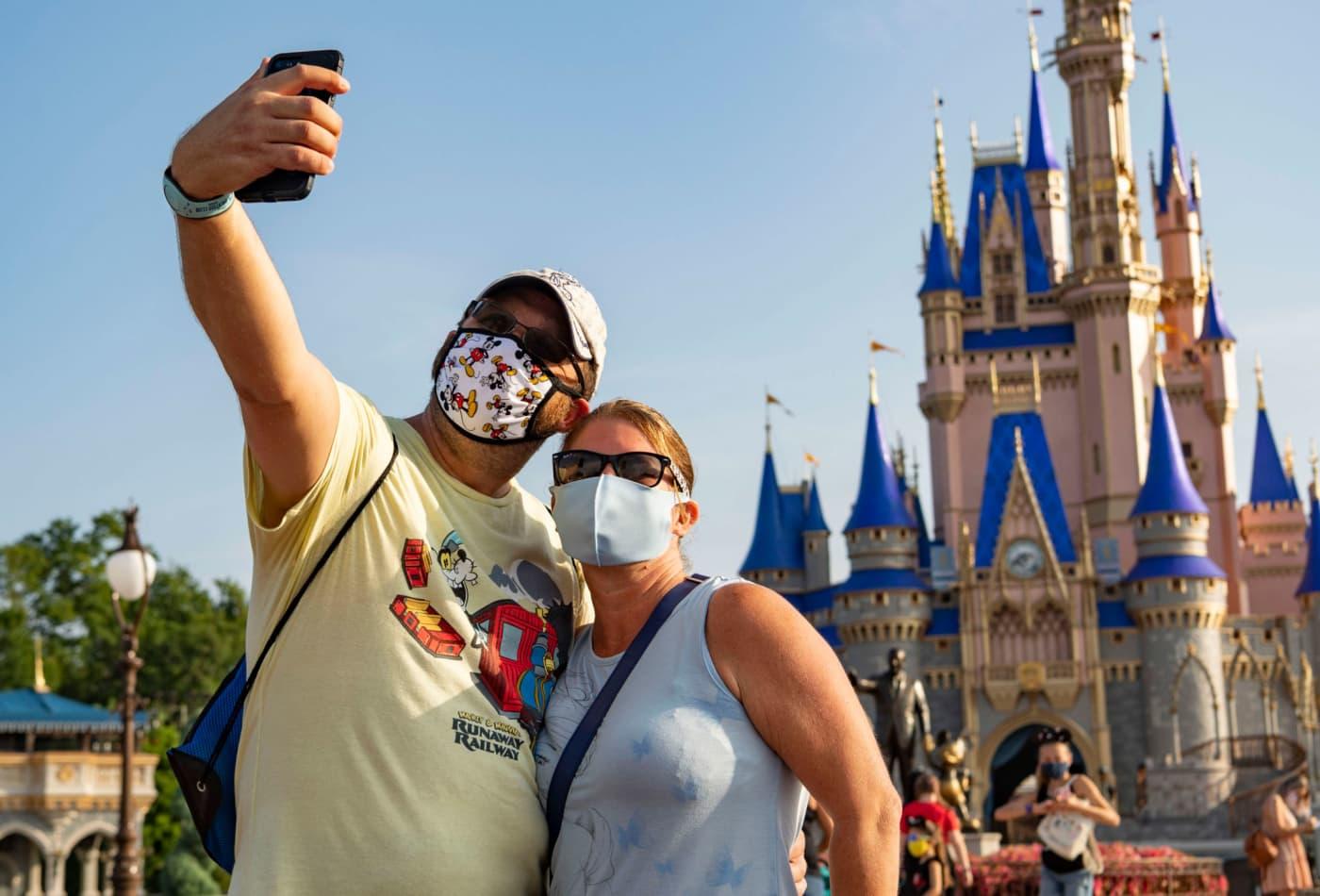 Disney to lay off 28,000 employees as coronavirus slams its theme park business