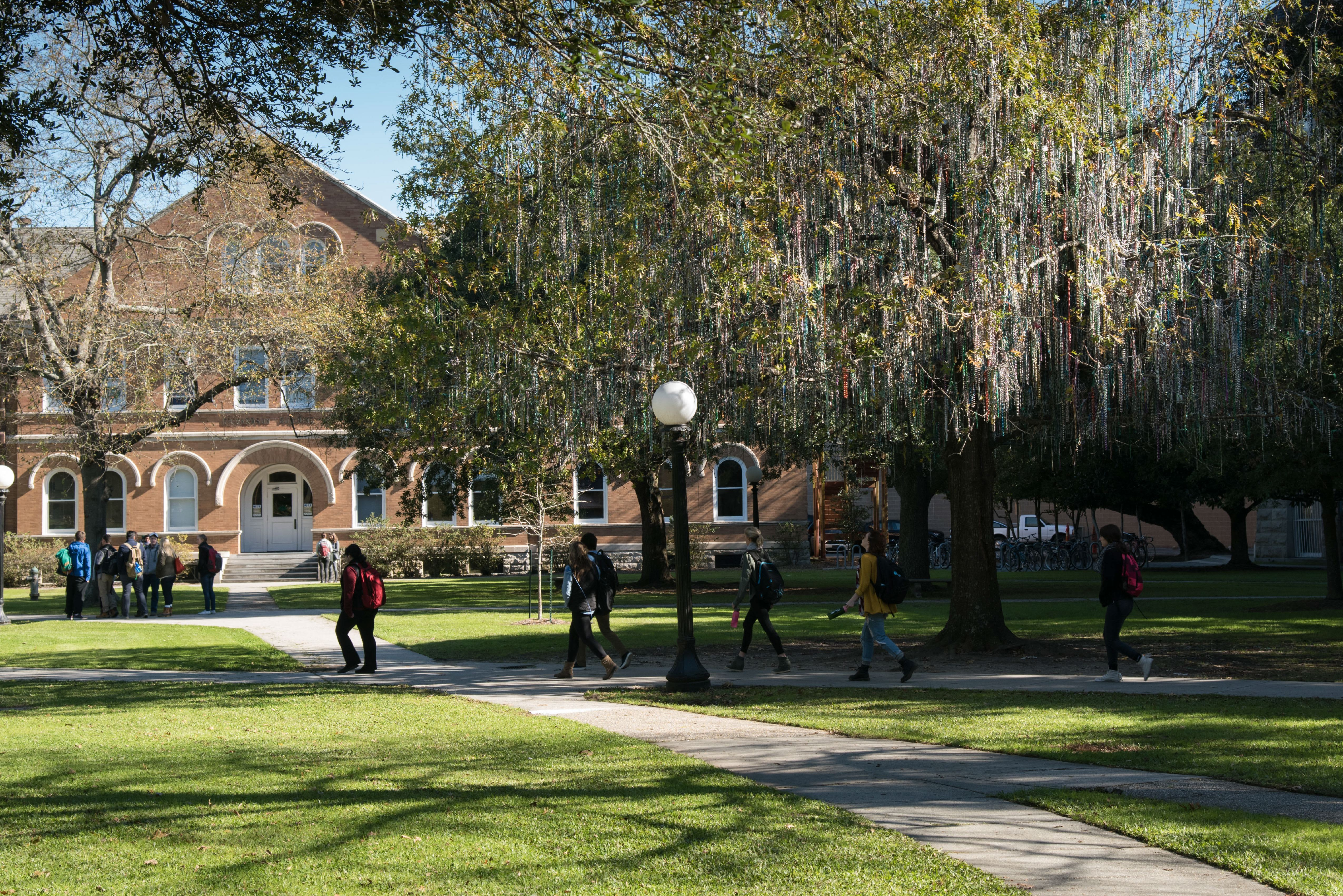 Tulane University threatens expulsion for partygoers as schools struggle to bring students back safely
