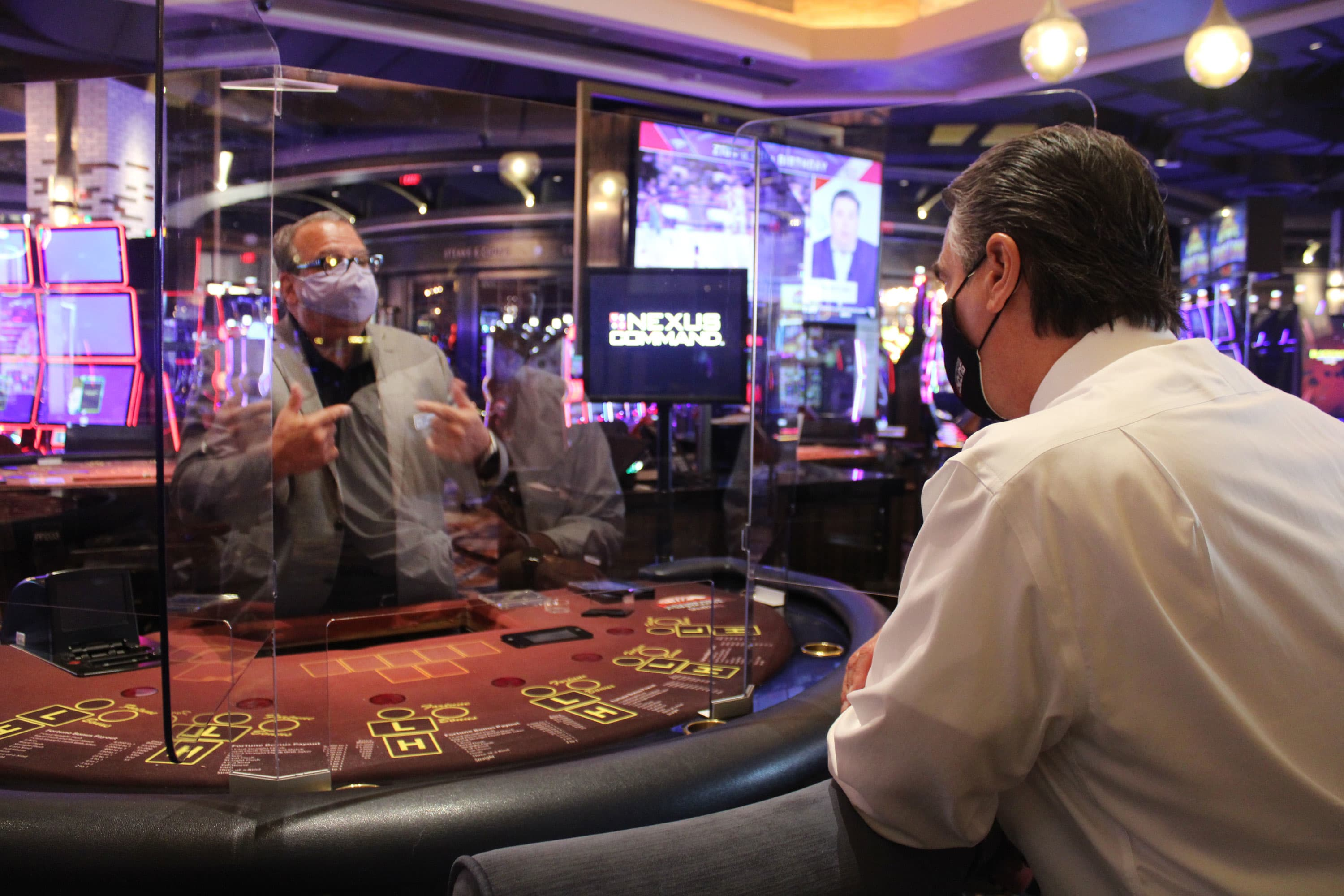 MGM Springfield casino reopens under strict state regulations