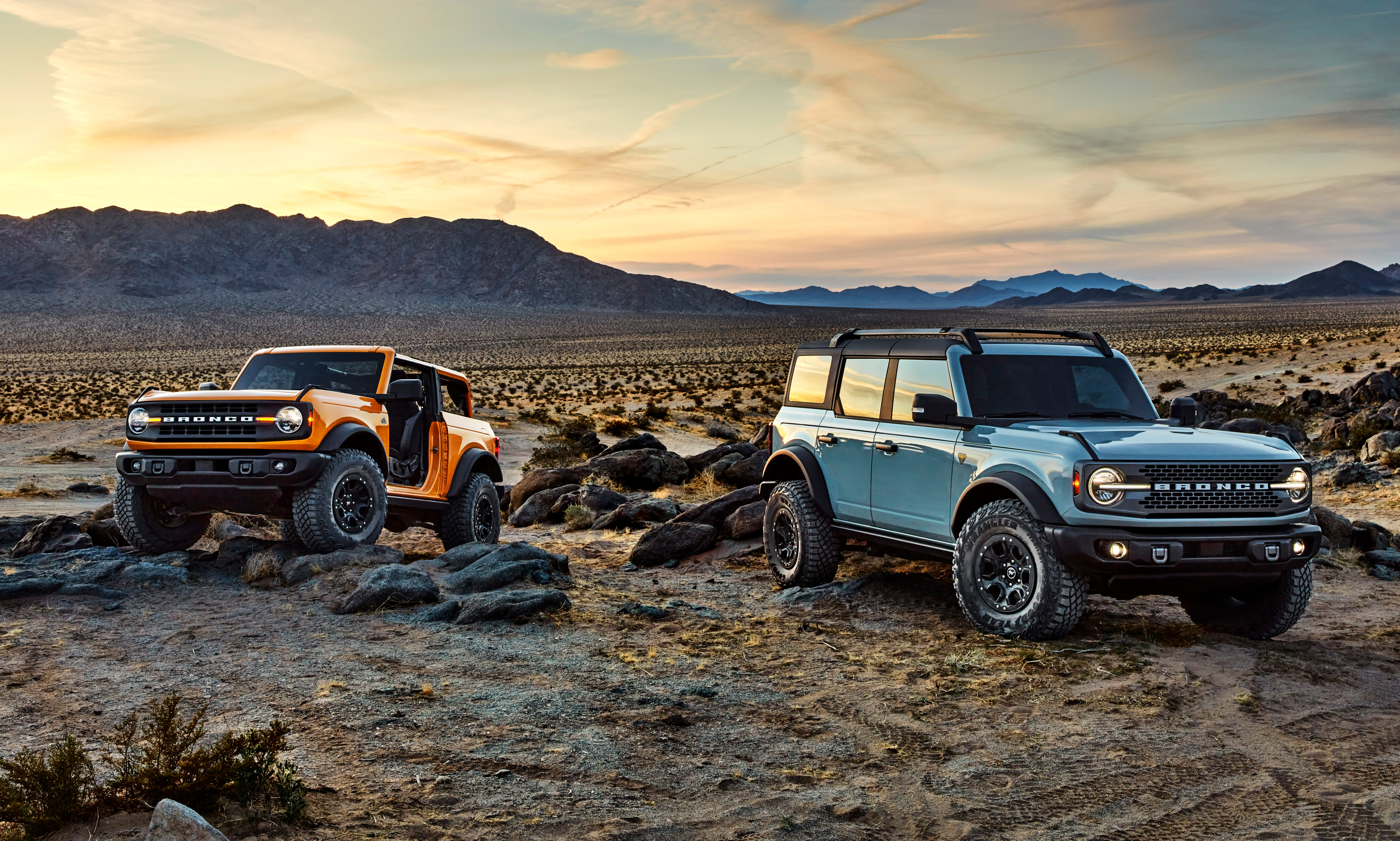 Ford unveils new Bronco as off-road open-air Jeep rival for under $30000 – CNBC