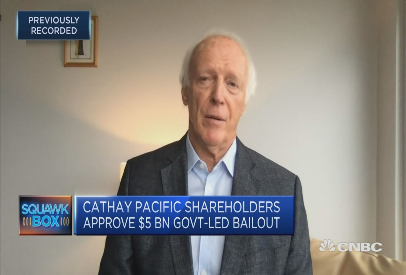 Cathay Pacific's government bailout may not be enough: Expert