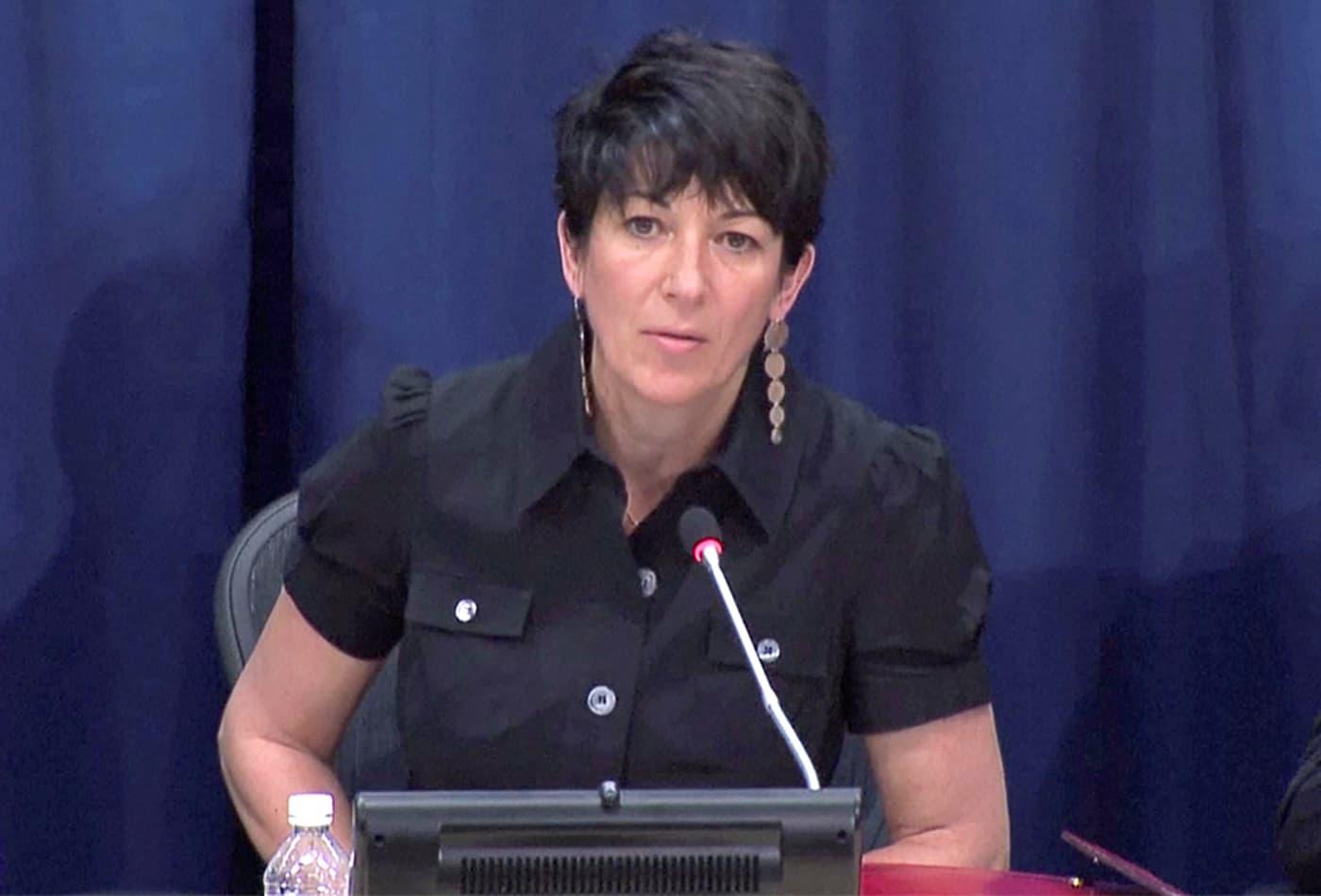 Alleged Jeffrey Epstein madam Ghislaine Maxwell wants bail hearing just before Christmas