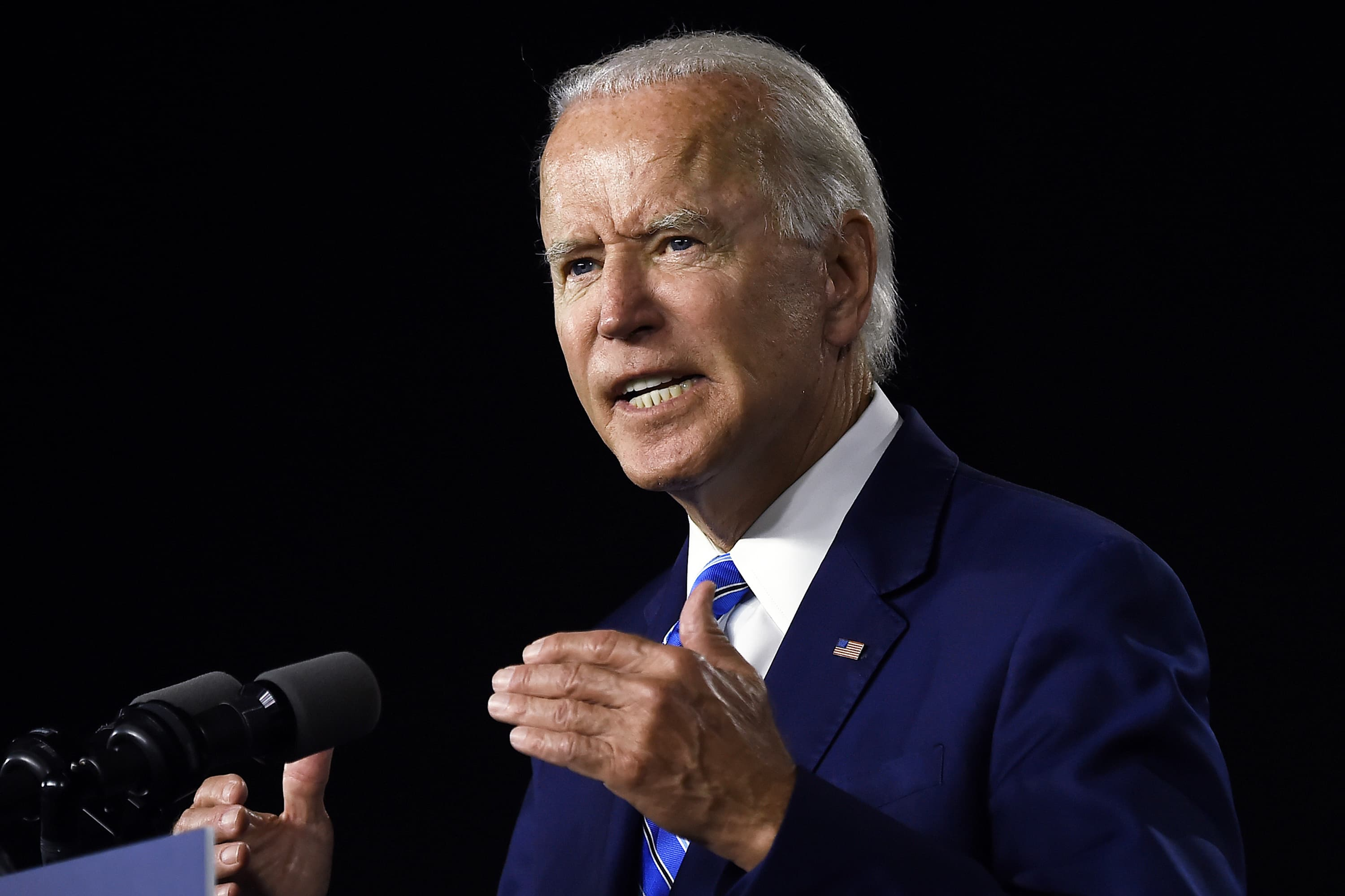 Here's what a Biden presidency might mean for your taxes