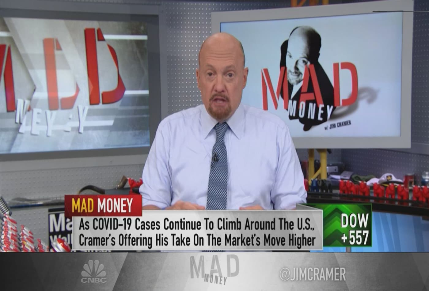 Jim Cramer: Wall Street is divided into four camps