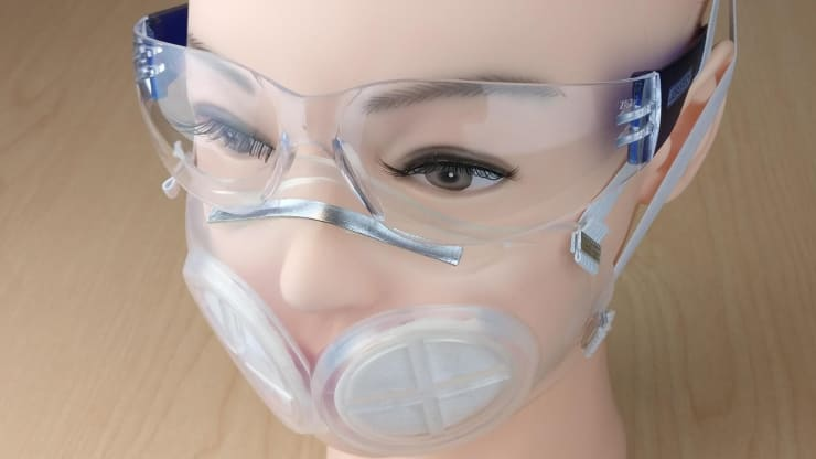 Les ingénieurs du MIT ont conçu un masque facial abordable, réutilisable et aussi efficace qu'un N95