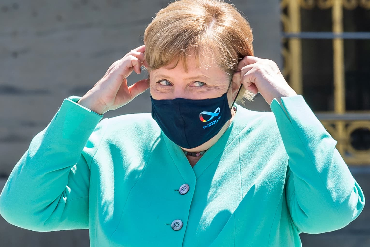 German economy plunged 10% during second quarter amid pandemic