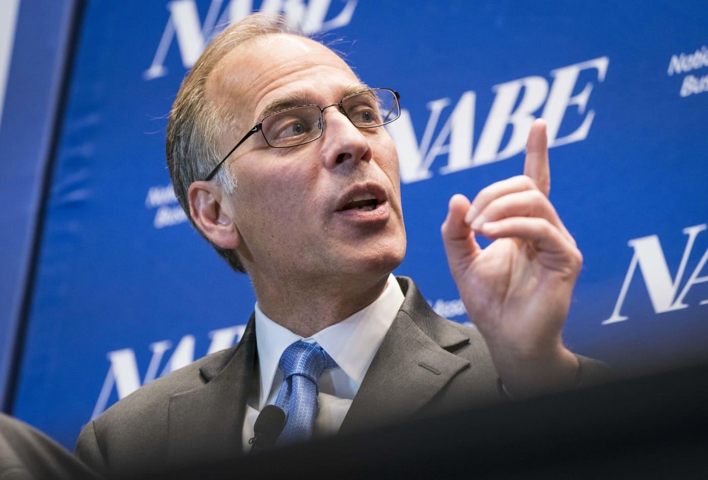 Investors haven't fully grasped inflation is 'dead ahead,' economist Mark Zandi warns