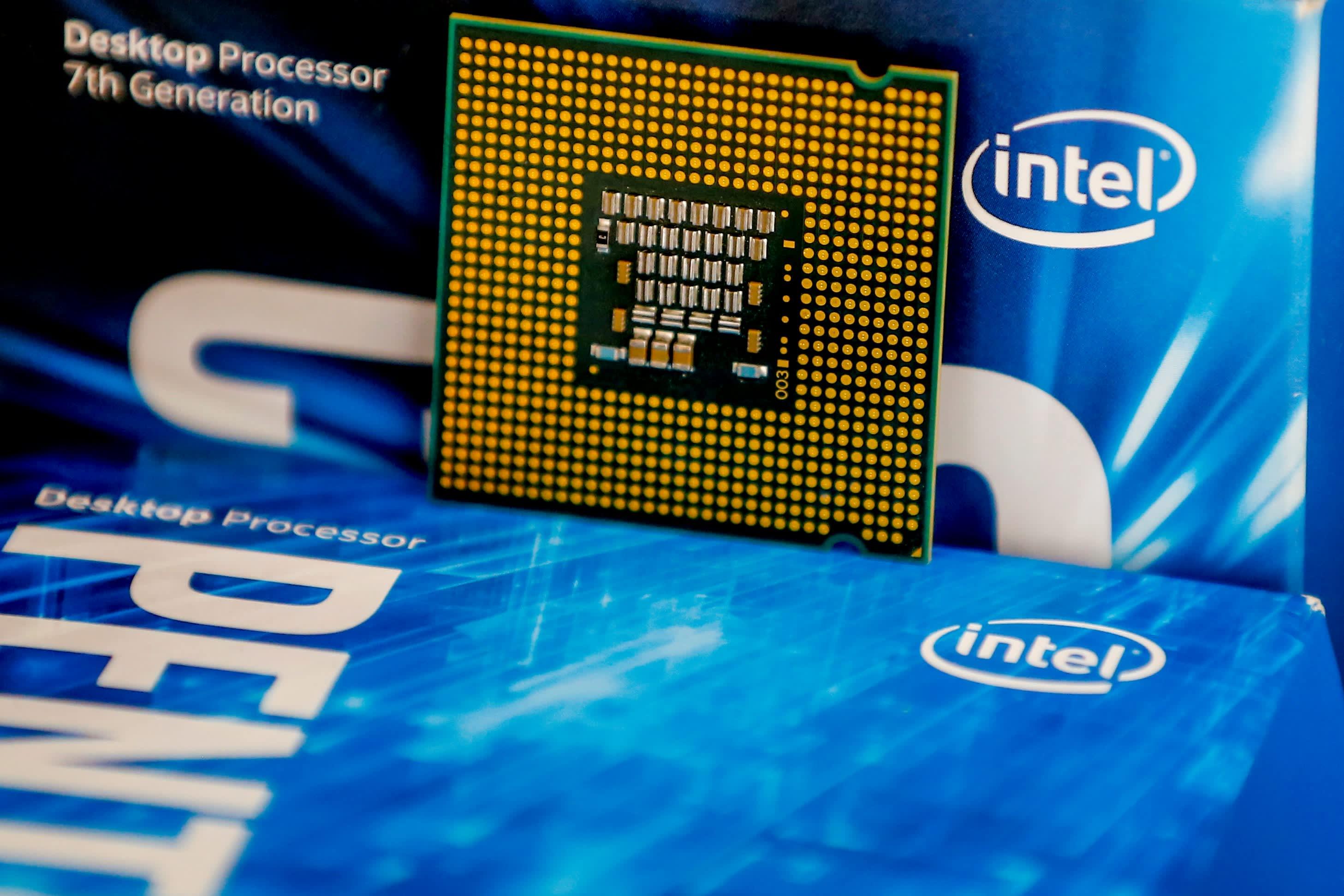 Stocks making the biggest moves in the premarket: Intel, GameStop, ViacomCBS & more