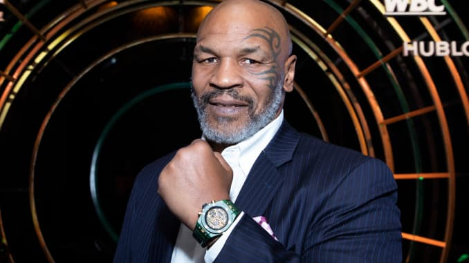 Mike Tyson to fight again on Sept. 12