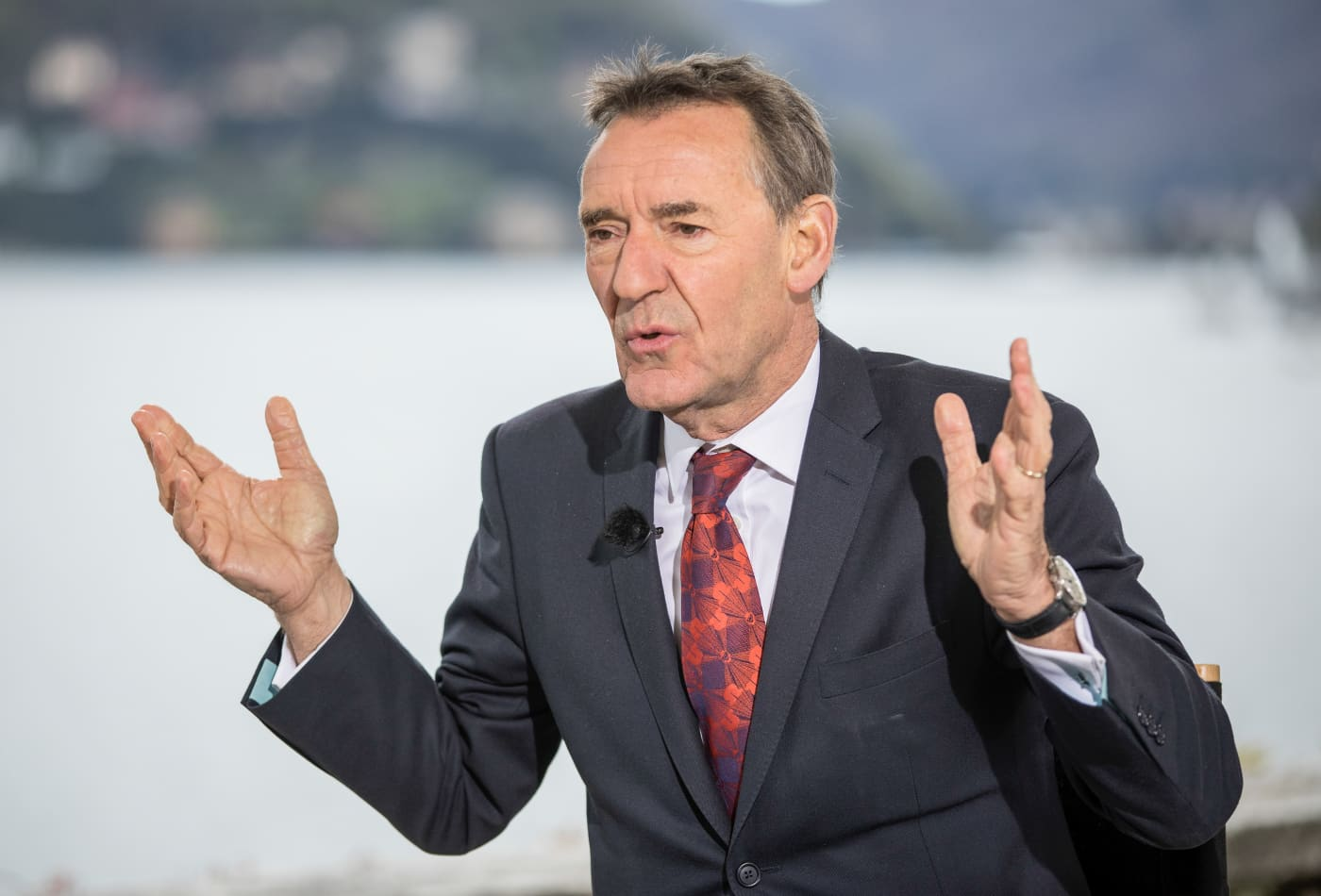 China is more concerned by Biden than Trump, economist Jim O'Neill says