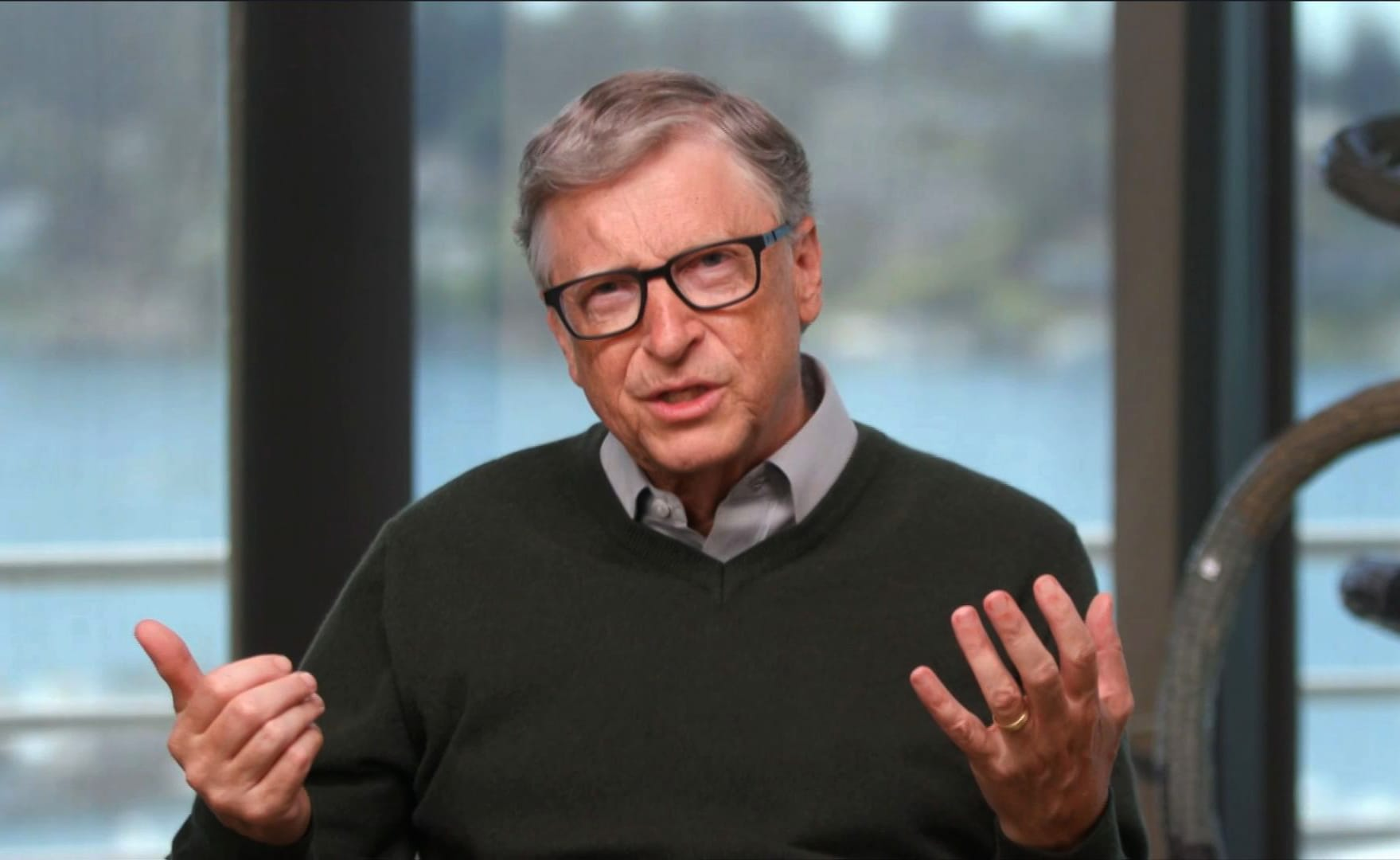 Bill Gates: Don't call Trump's coronavirus antibodies treatment a 'cur... image
