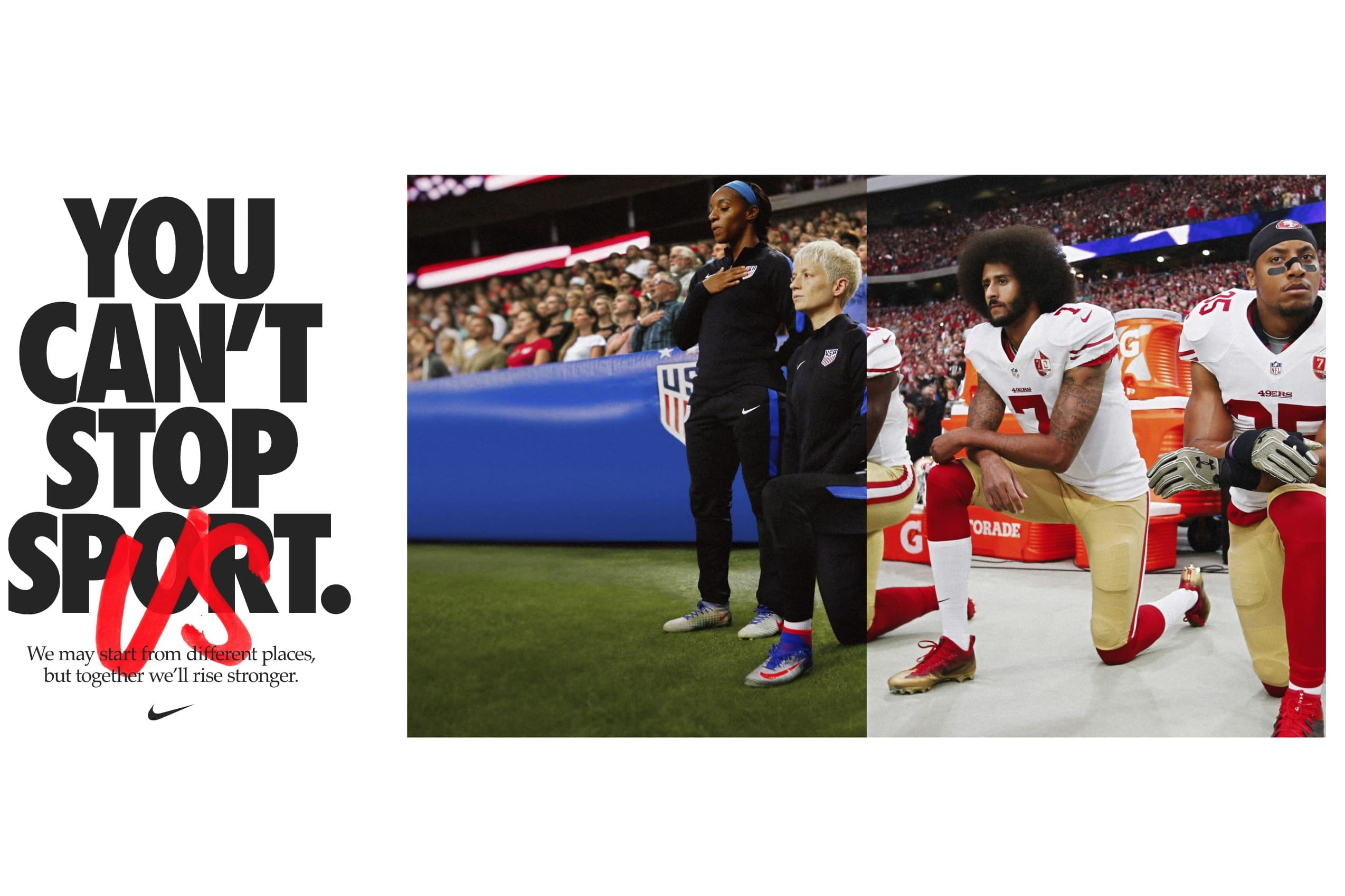 Megan Rapinoe Speaks Out About Race And Change In Nike Campaign