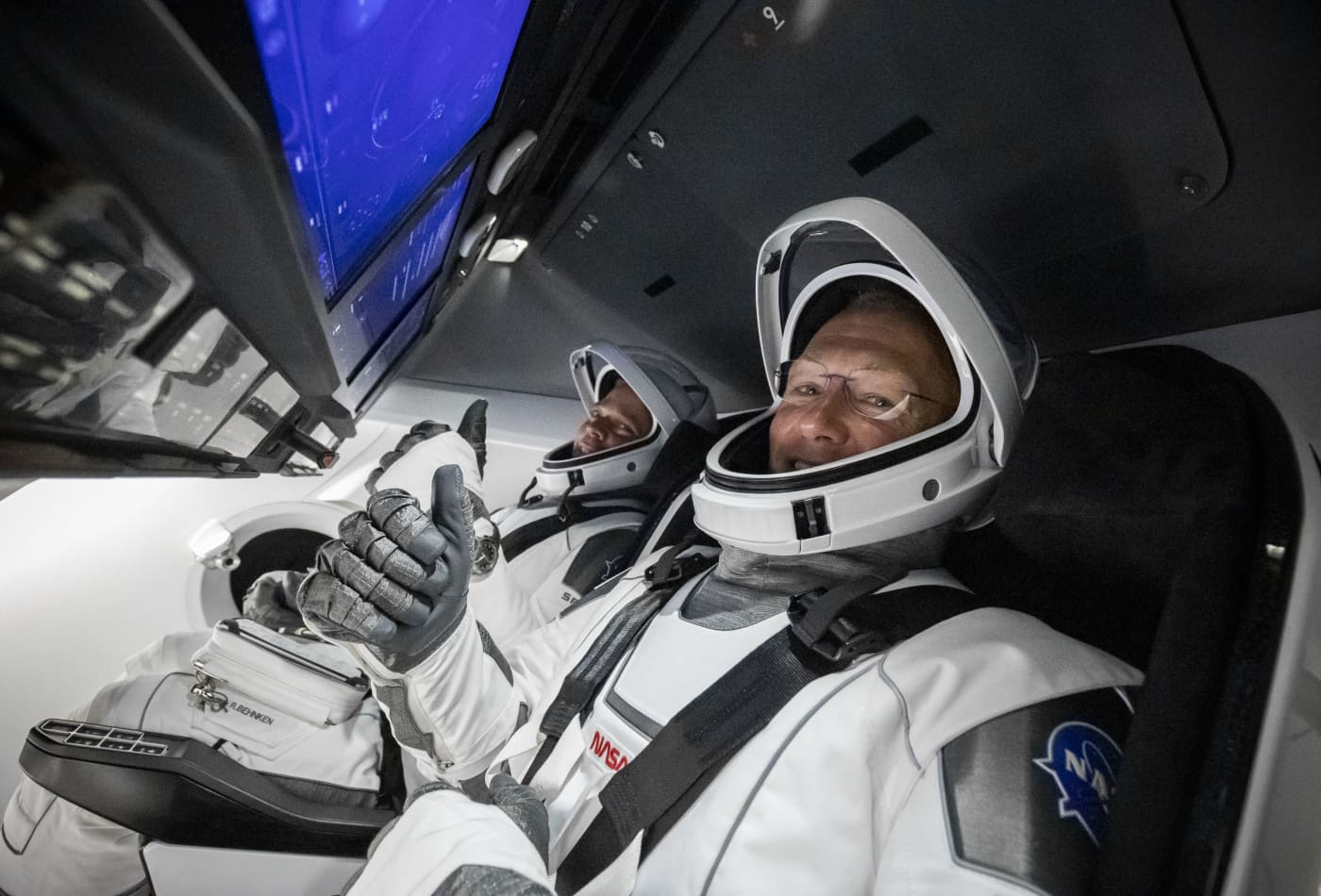 How SpaceX beat Boeing in the race to launch NASA astronauts to space