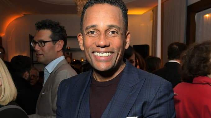 Hill Harper attends the Netflix Golden Globe Weekend Cocktail Party at Cecconi's Restaurant on January 04, 2020 in Los Angeles, California.