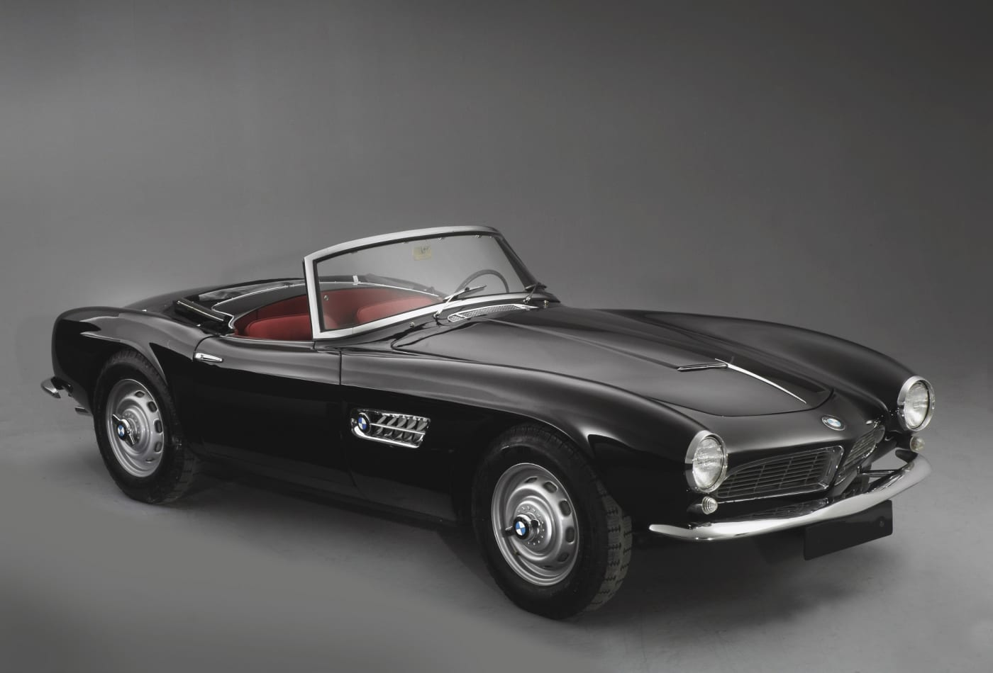 This 1950s roadster nearly bankrupted BMW, now the car sells for millions