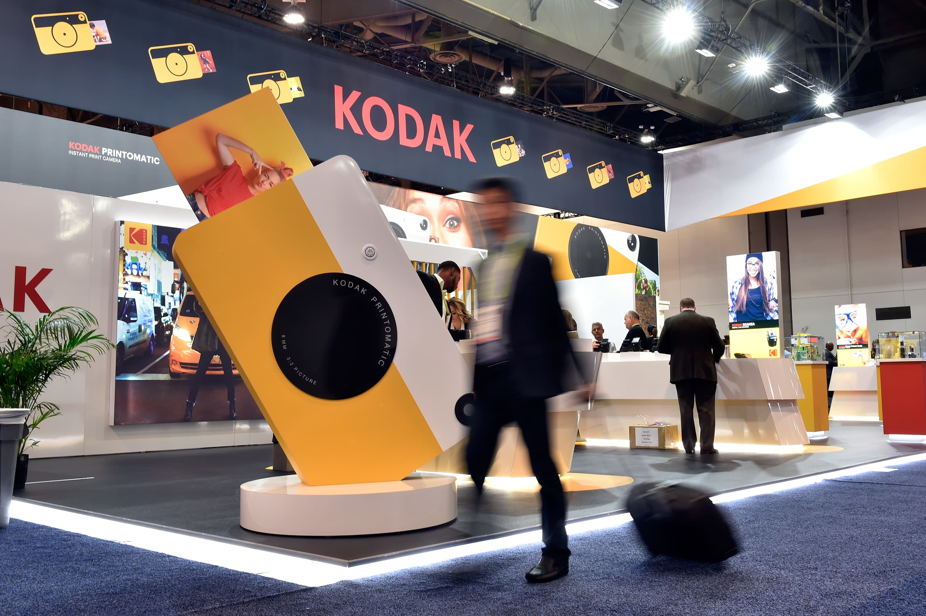 Kodak Shares Tank More Than 40 As Government Loan Is Put On Pause While Allegations Investigated