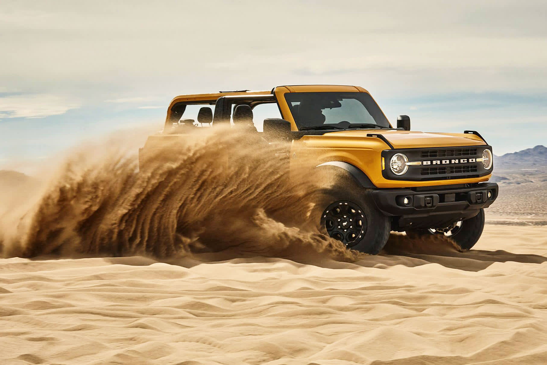 Ford delaying Bronco SUV to summer 2021 due to Covid-related issues - CNBC