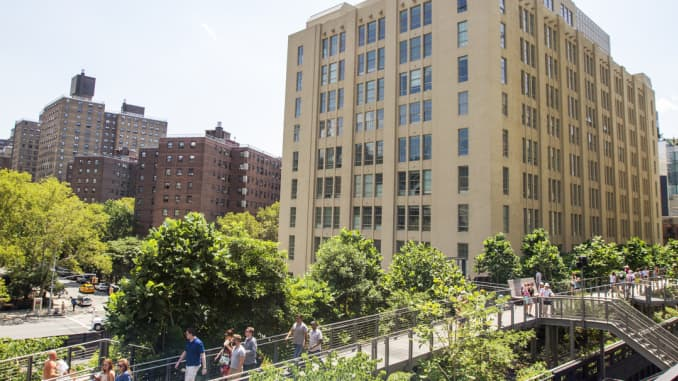 Avenues' New York City campus
