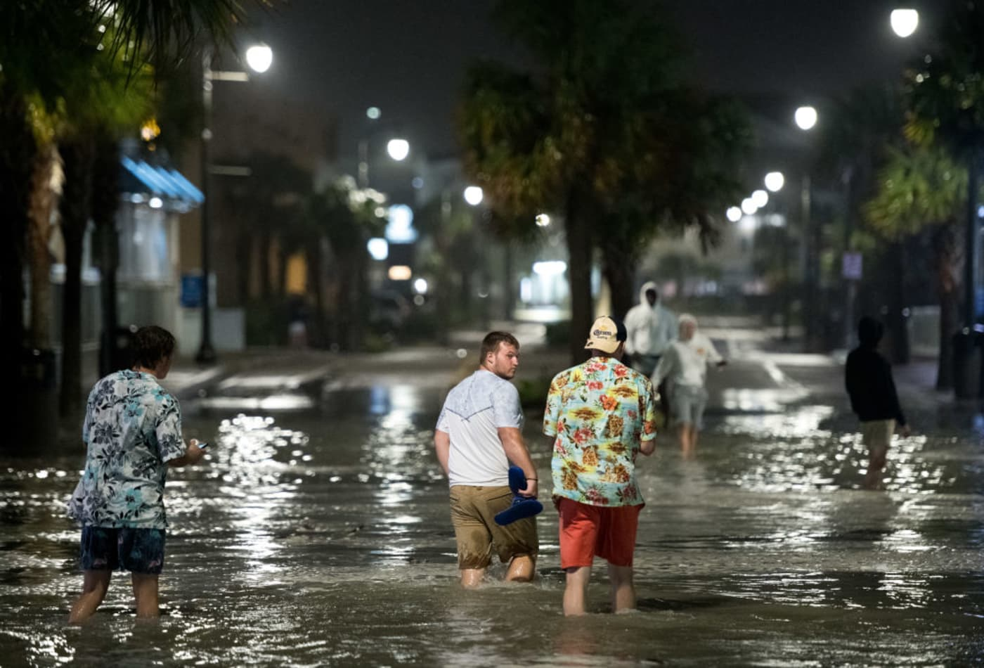 Atlantic hurricane season on pace to be one of the worst in recorded history