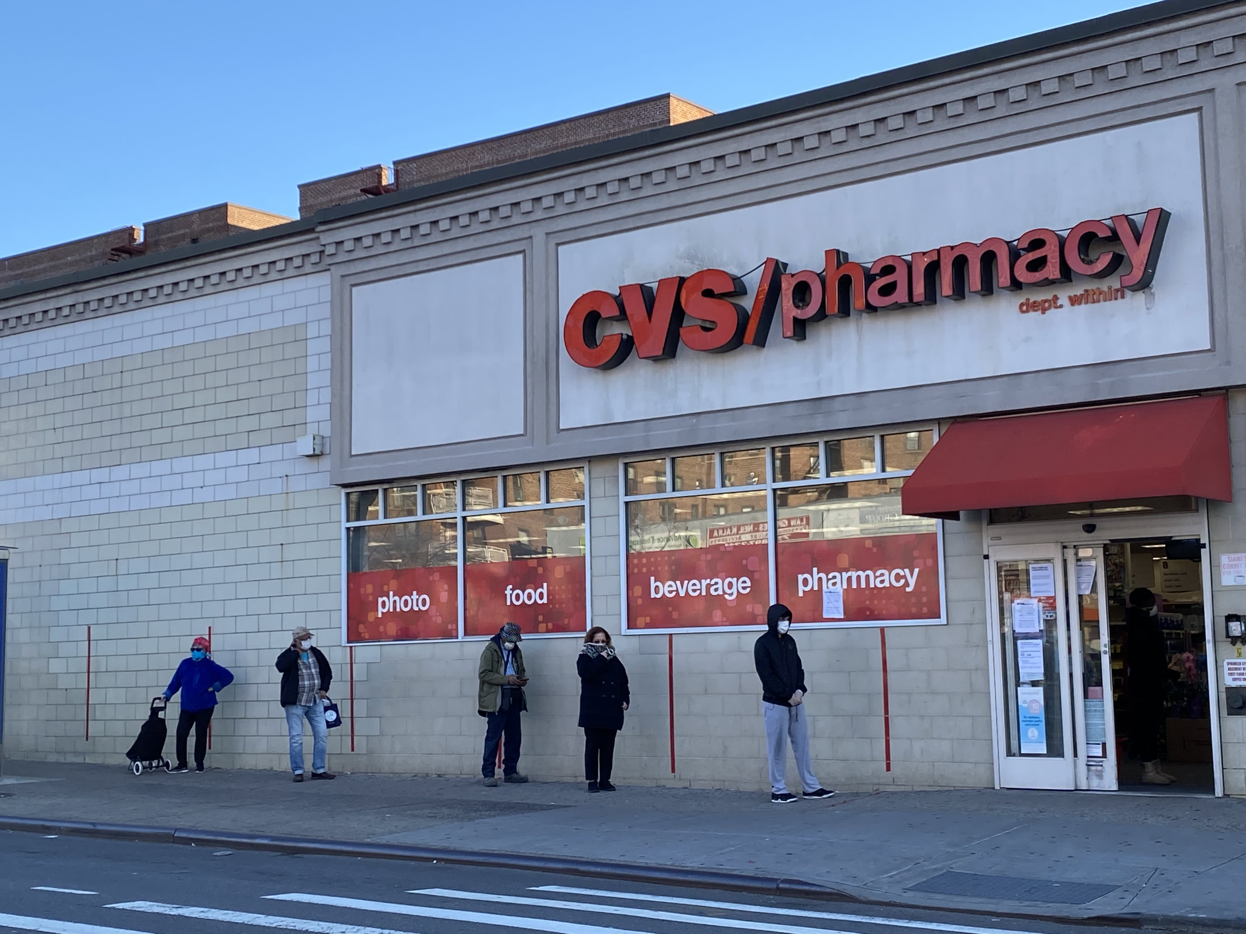 Coronavirus Cvs Sees Big Business Opportunities With Covid 19 Tests Flu Shots