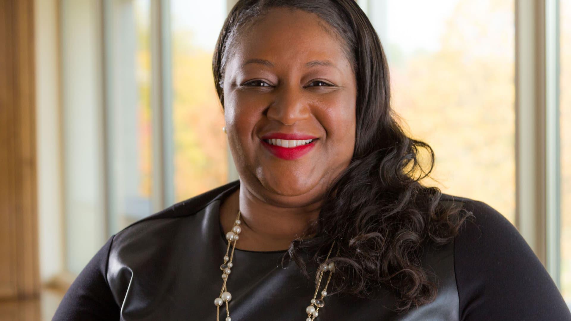 Sandra Richards, Head of Morgan Stanley Global Sports & Entertainment