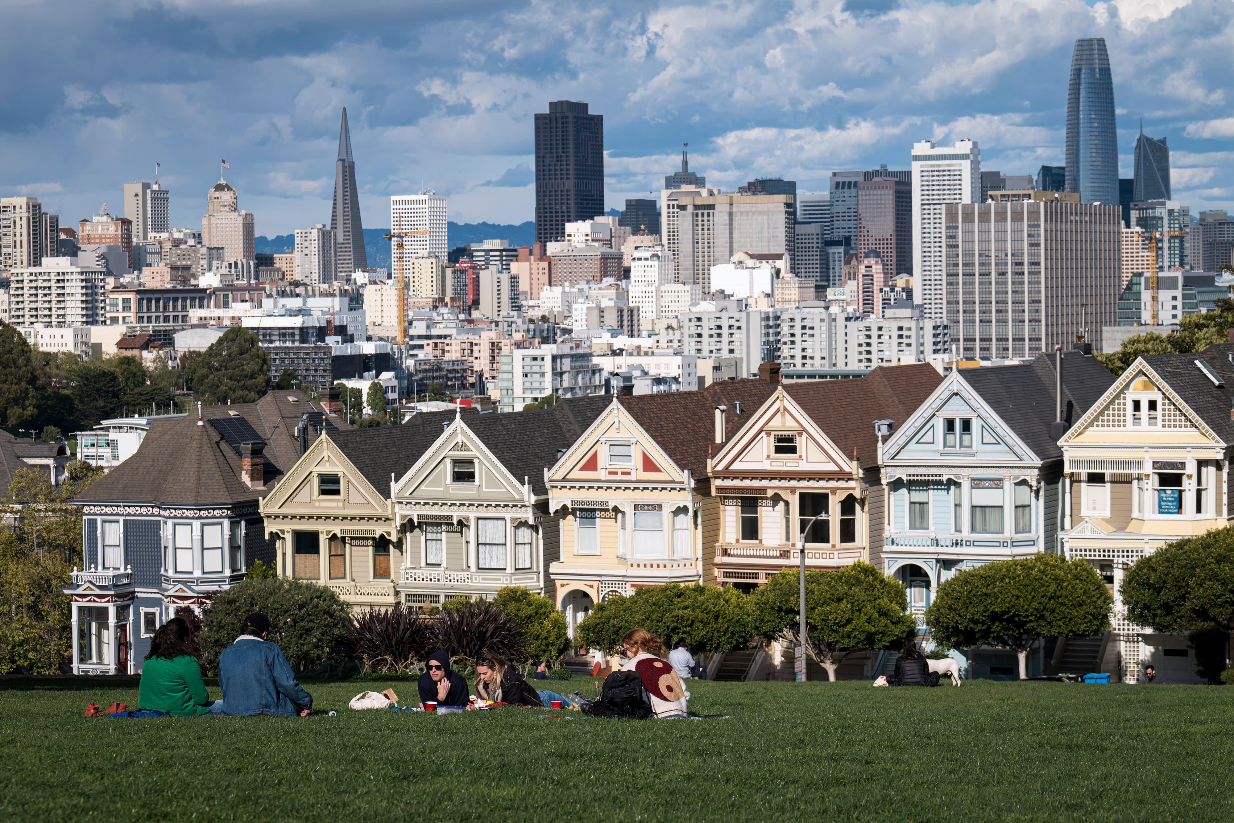 San Francisco, Street Wallpapers HD / Desktop and Mobile