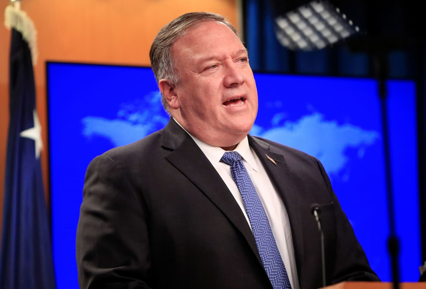 Trump administration wants to see 'untrusted' Chinese apps like TikTok and WeChat removed from U.S. app stores, Pompeo says