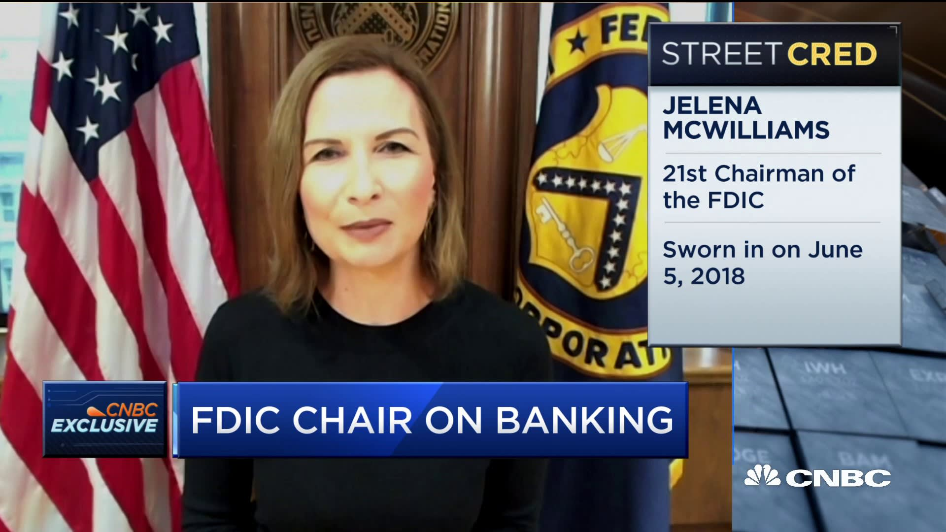FDIC Chair McWilliams: The survivability of community banks depends on whether they can adapt quickly