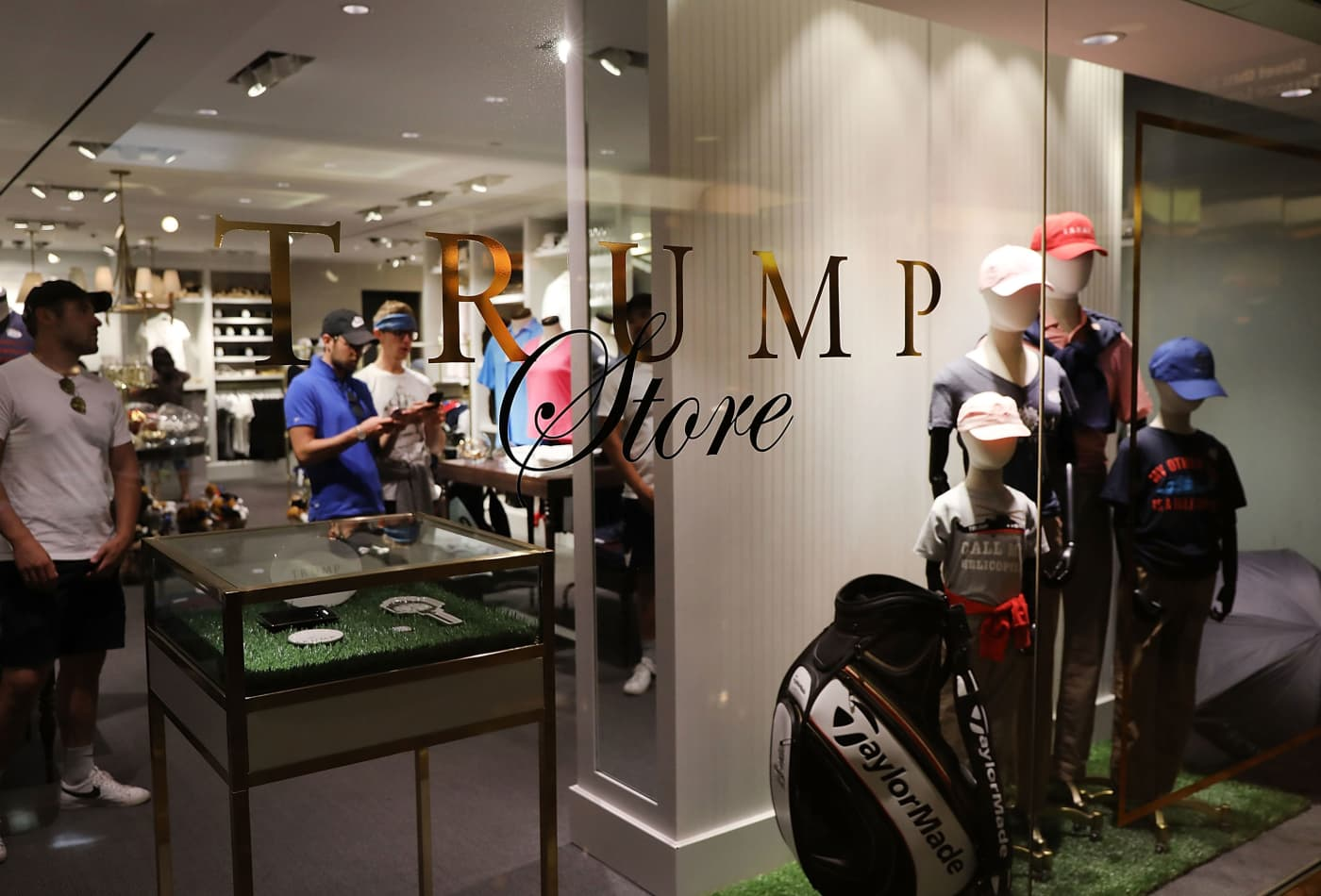 Buy American? Trump makes over $1 million from store that sells products with foreign, unknown origins