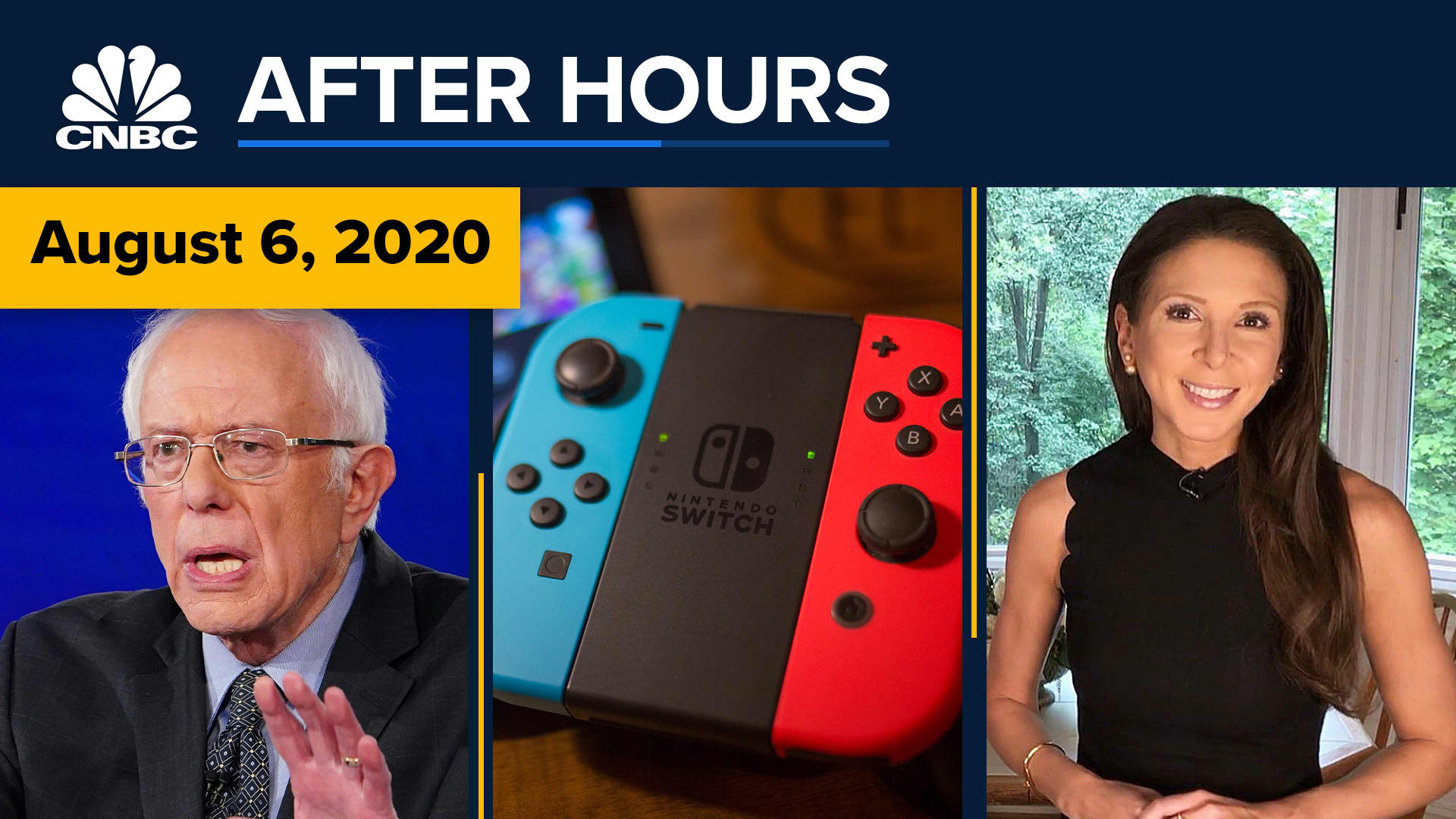 Nintendo reports wild 428% jump in profits, thanks to pandemic gaming: CNBC After Hours