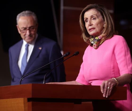 Democrats offer to lower coronavirus relief package cost by $1 trillion as new talks begin
