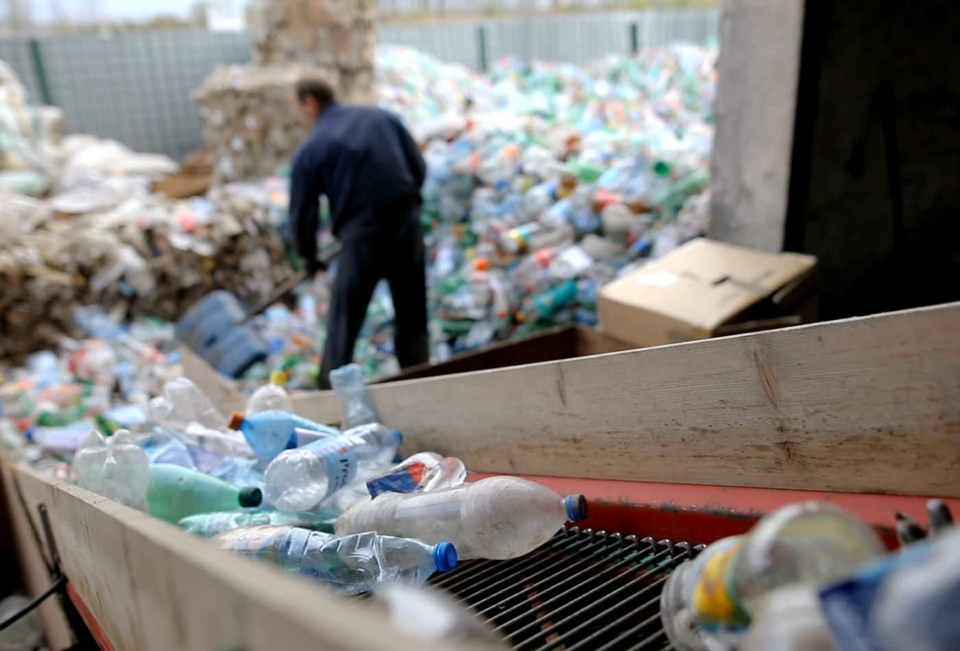 Why the world has a plastic waste problem, and how to fix it